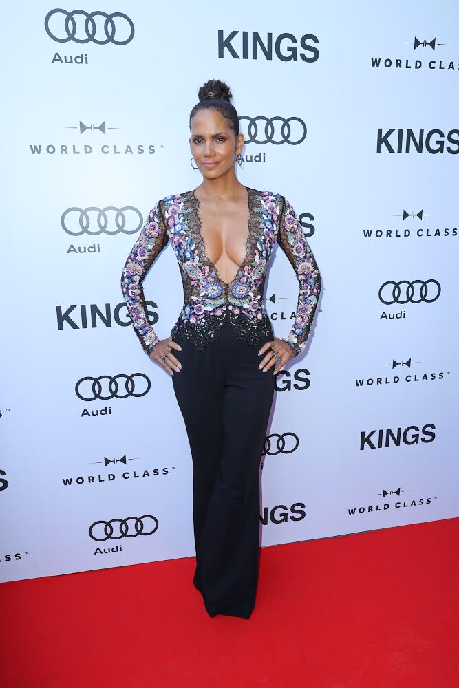 Halle Berry Kings Premiere Pre Party in TIFF