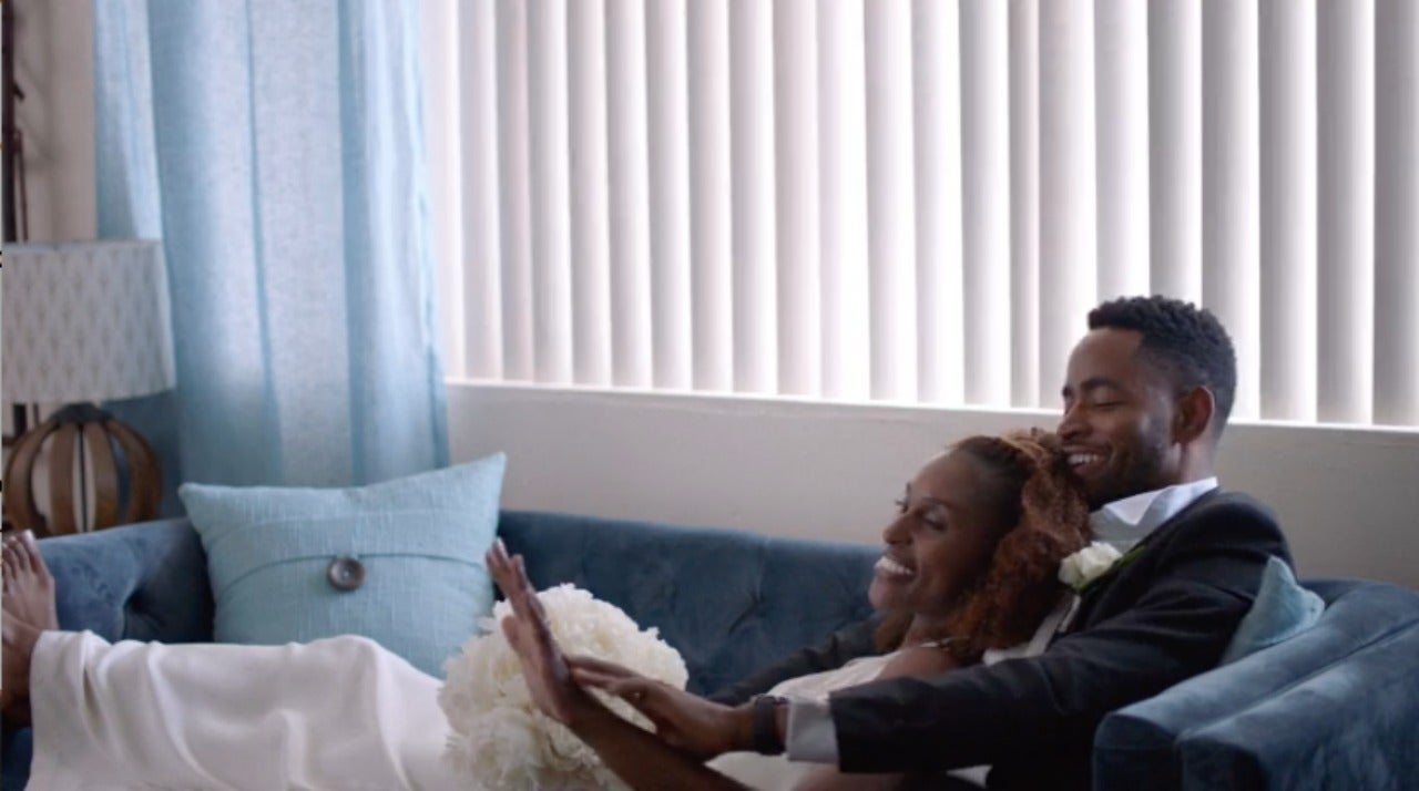 Issa And Lawrence Wedding Insecure