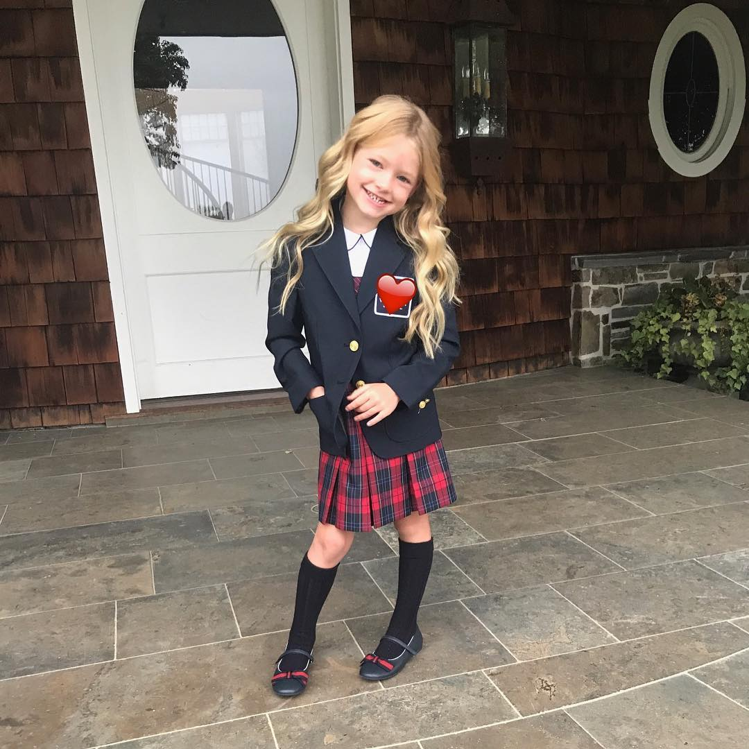 Jessica Simpson Shares Adorable Pic Of Daughter Maxwell On