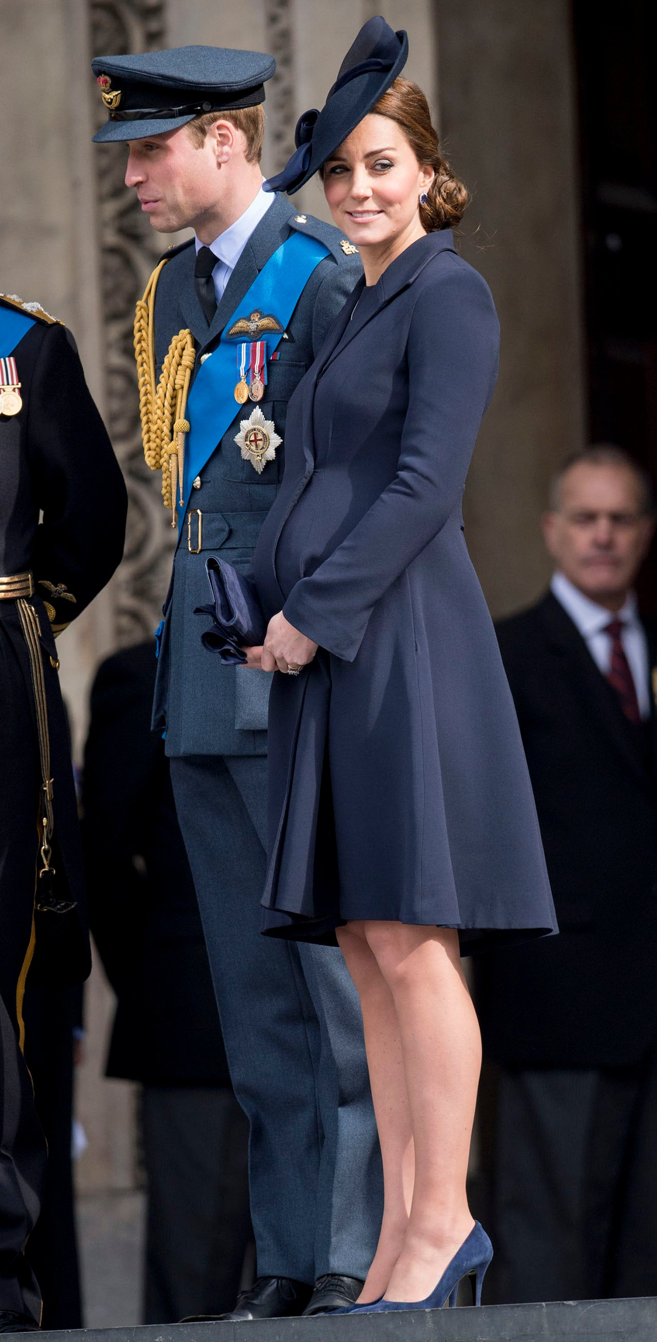 Kate middletons top 10 pregnancy looks see her regal maternity kate middleton pregnant ombrellifo Gallery
