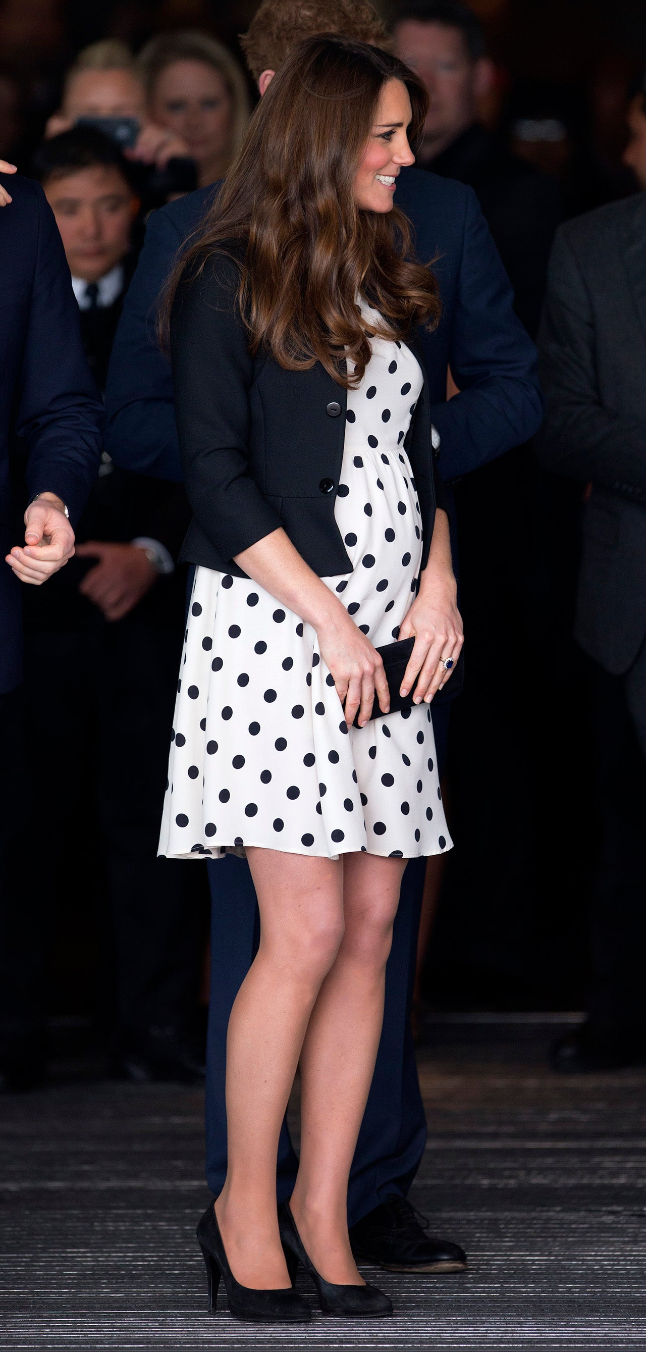 Kate Middleton S Top 10 Pregnancy Looks See Her Regal