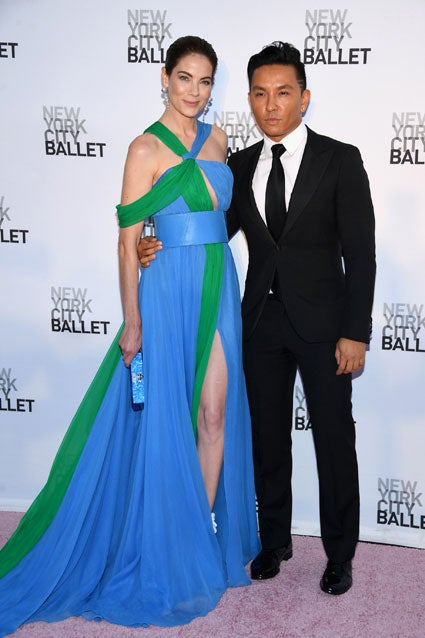 Michelle Monaghan at NYC Ballet