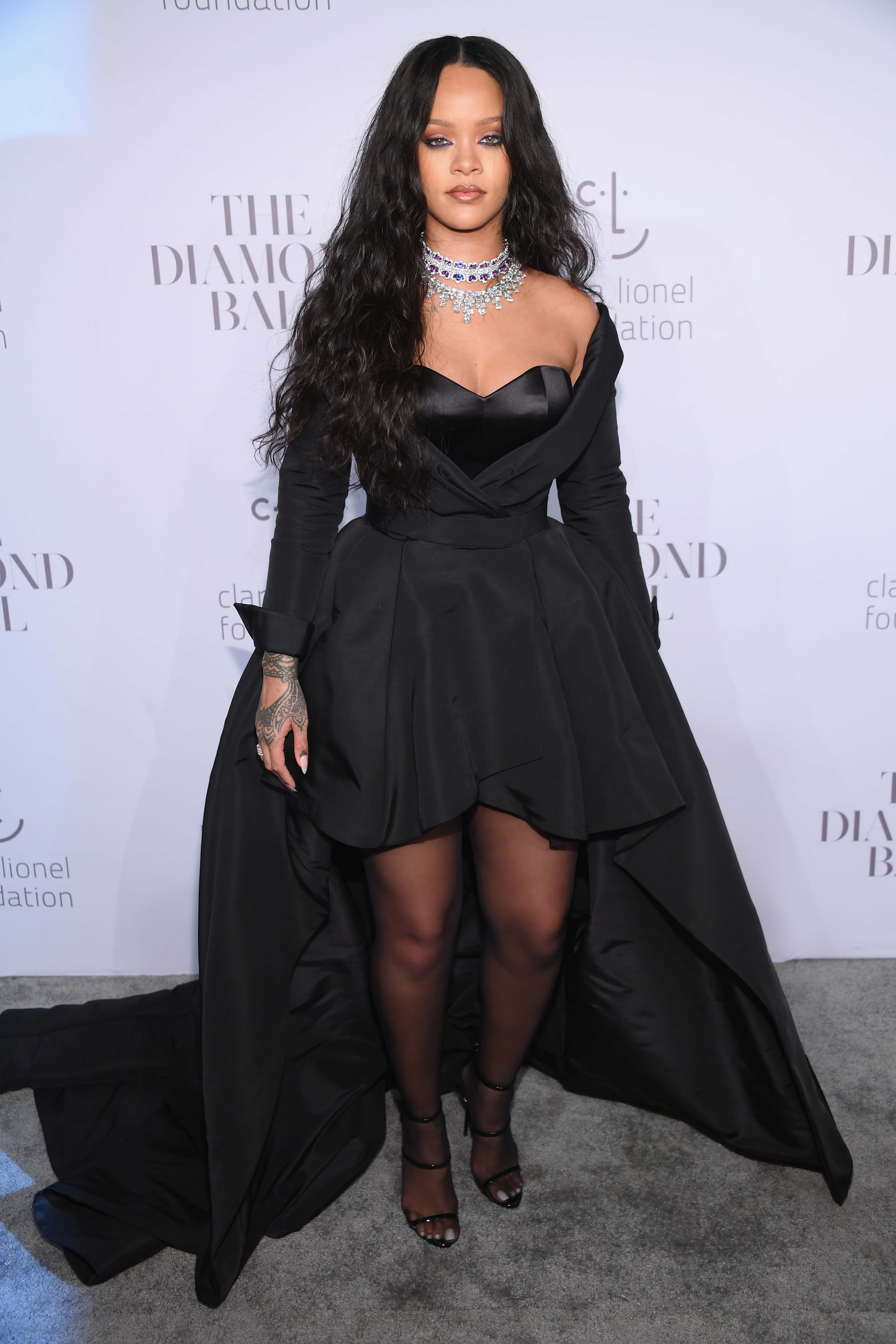 Exclusive Rihanna Reflects On 10 Year Anniversary Of