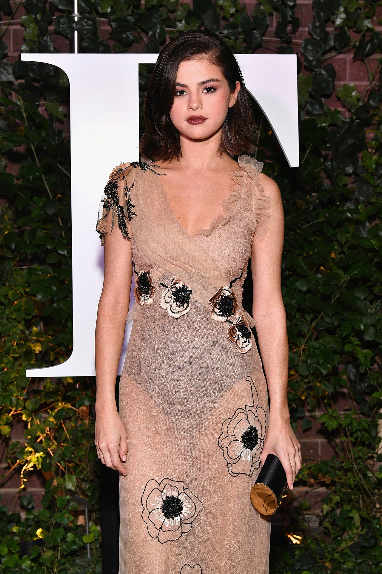 Selena Gomez Stuns in Sheer Gown After The Weeknd Photographs Her ...