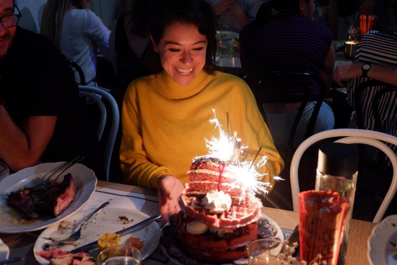 Tatiana Maslany birthday