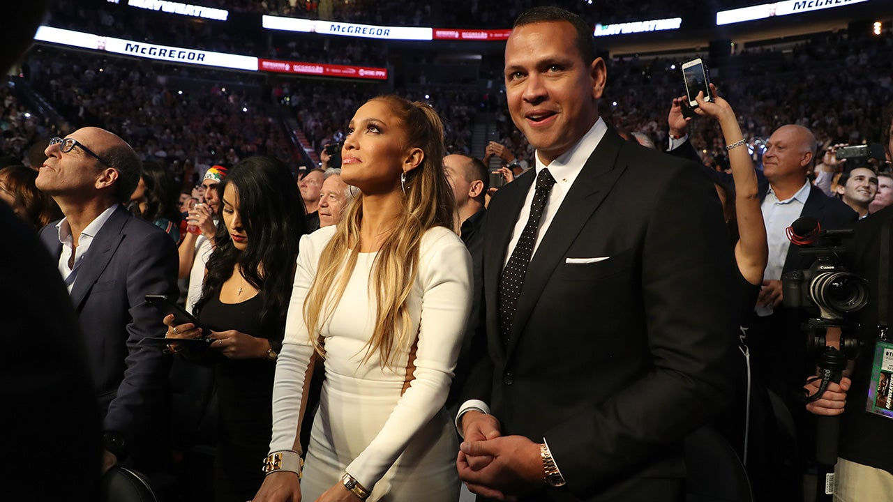 Alex Rodriguez Says His Daughters Facetime Him Mostly To