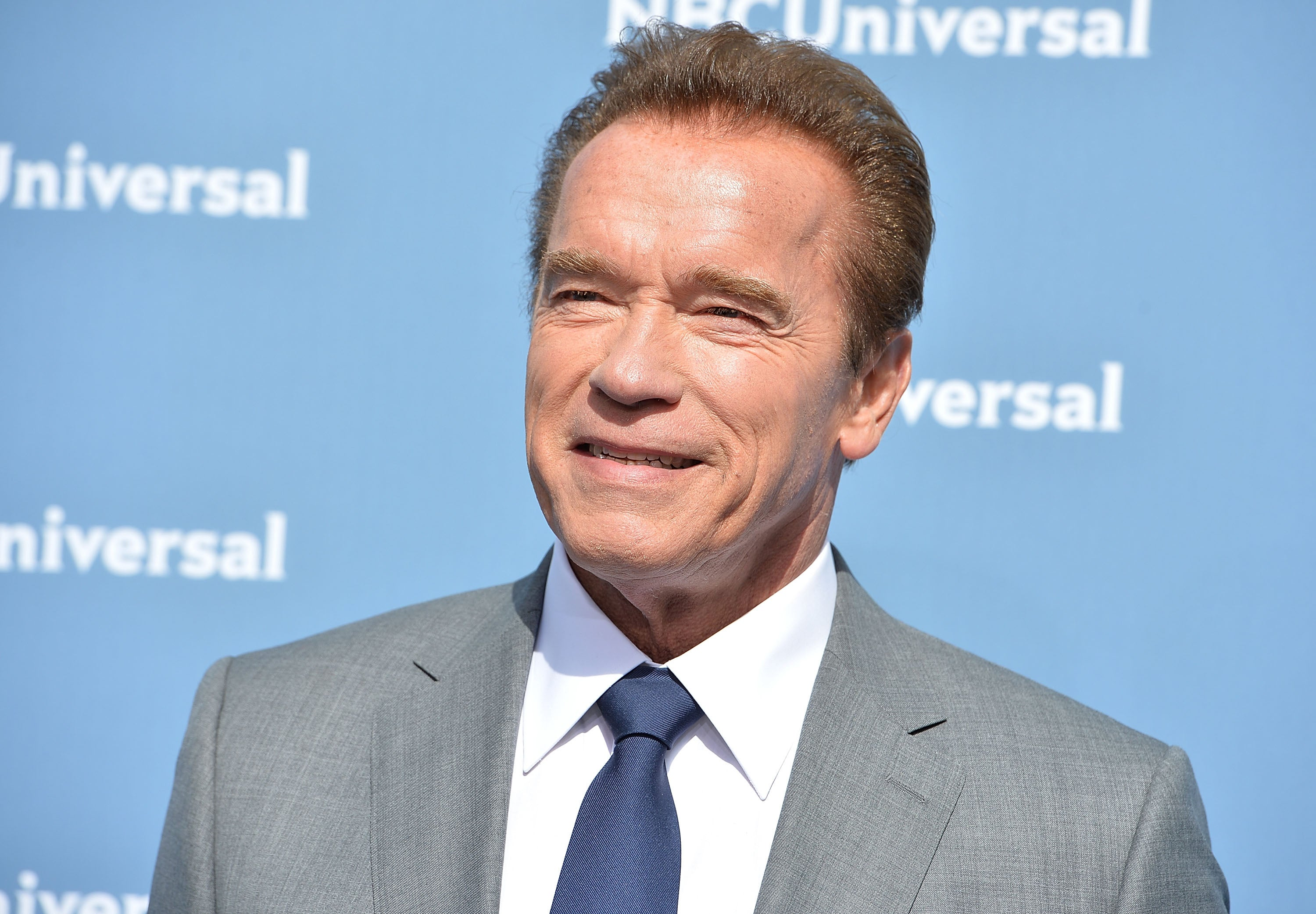 Arnold Schwarzenegger Heads Home After Open-Heart Surgery
