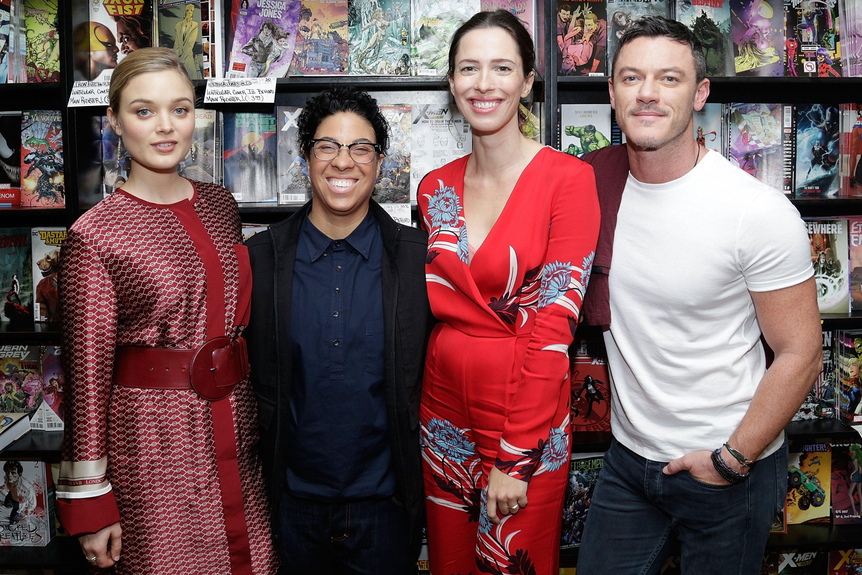 Professor Marston And The Wonder Women Director On The Superhero S Kinky Origin Story Exclusive Entertainment Tonight