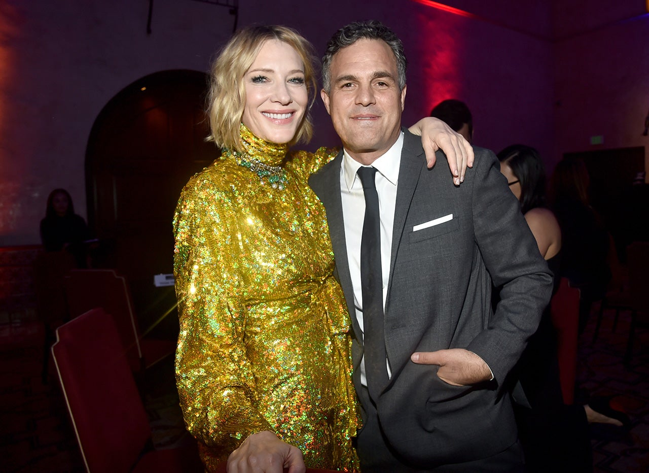 Cate Blanchett and Mark Ruffalo speak out