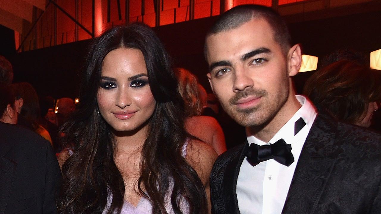 Demi Lovato Reveals The Exact Moment She Freakin Fell In Love With Joe Jonas Entertainment Tonight