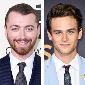 sam smith and new boyfriend 2017