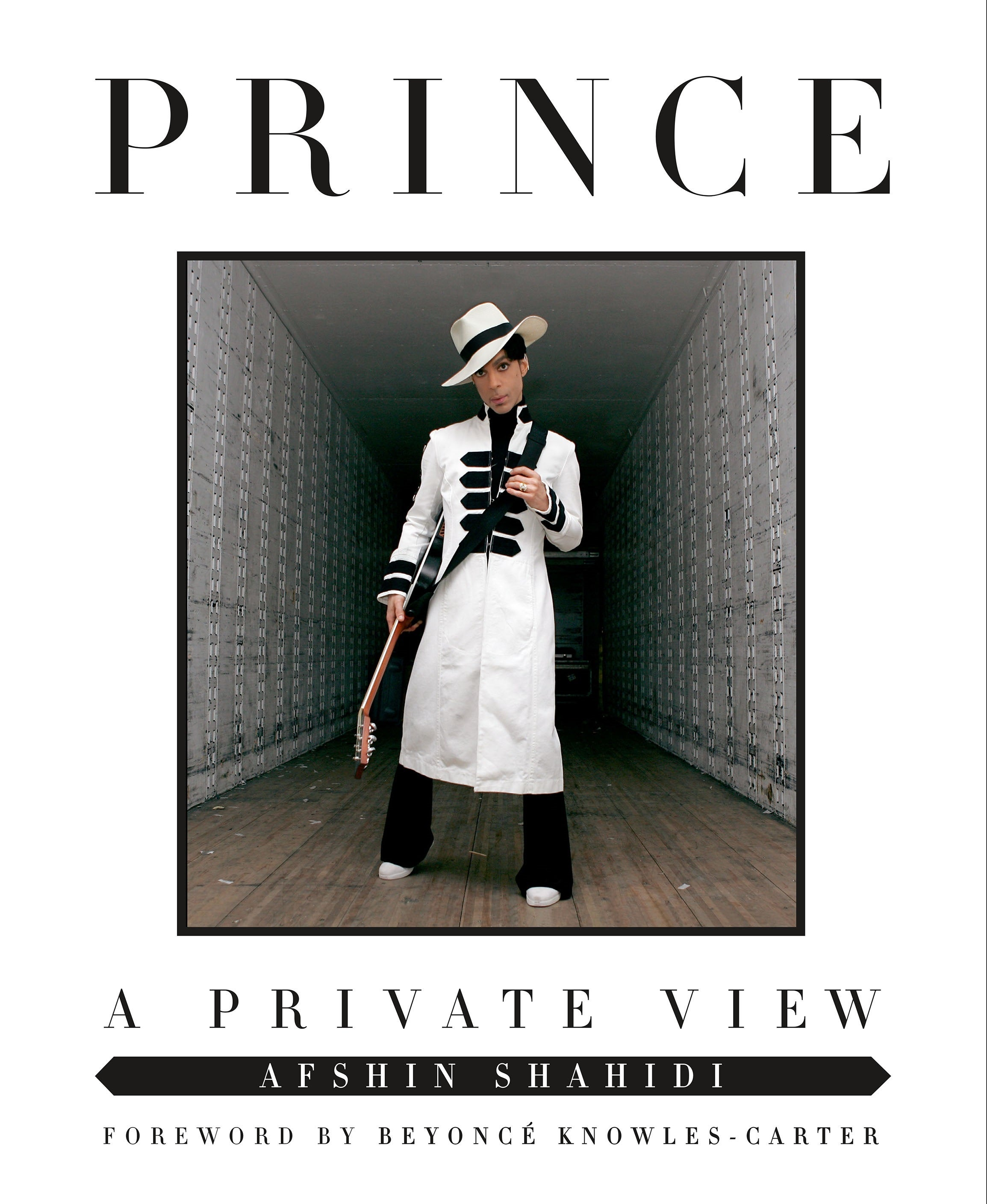 prince a private view book cover