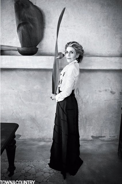 Jane Fonda in Town & Country