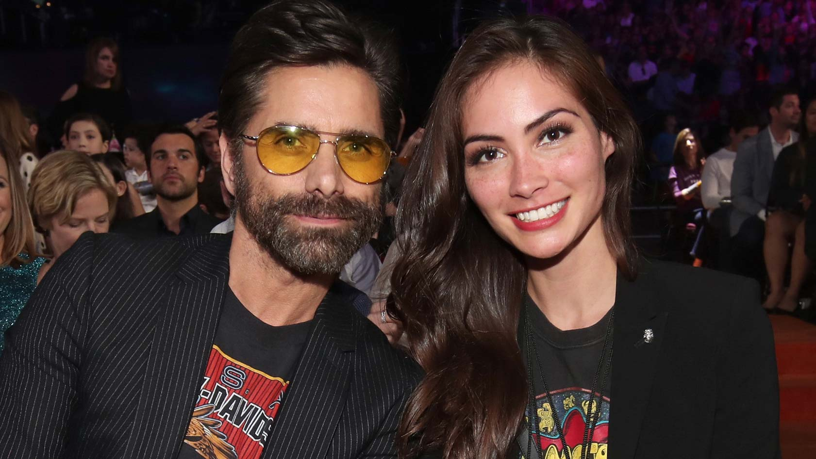 John Stamos Announces Engagement To Girlfriend Caitlin Mchugh She Said Yes Entertainment