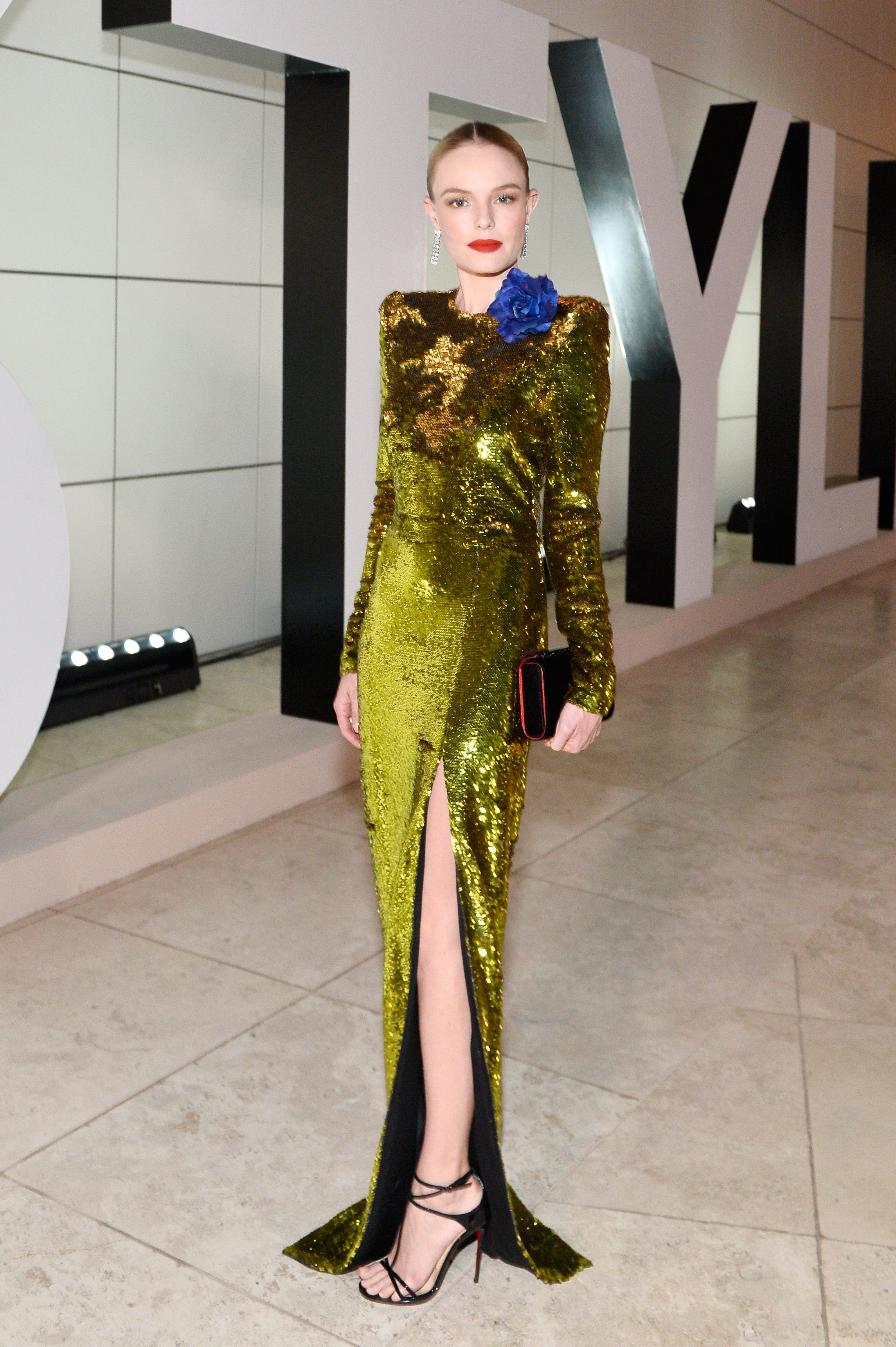 Kate Bosworth at InStyle Awards