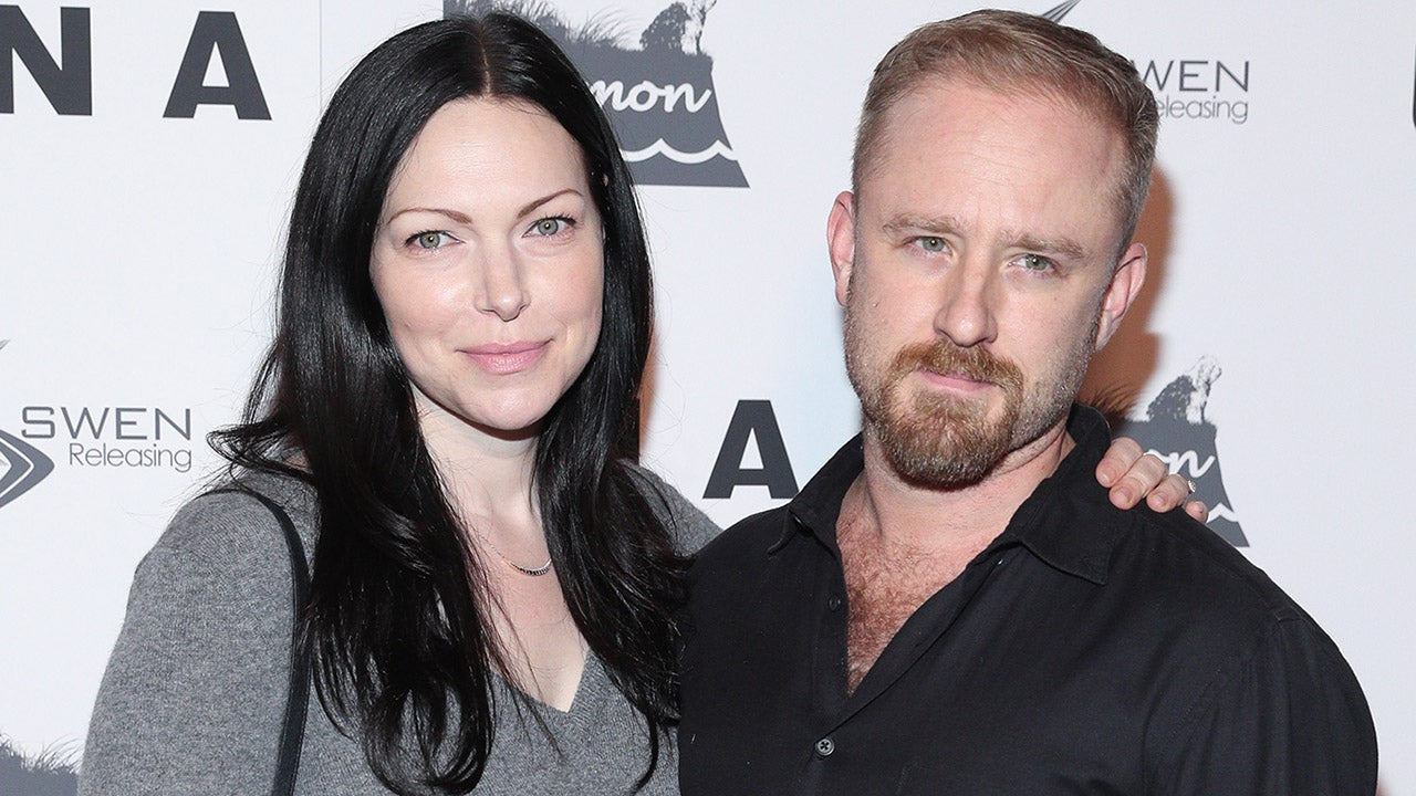 Laura Prepon Marries Ben Foster See Their Wedding Pic Entertainment Tonight