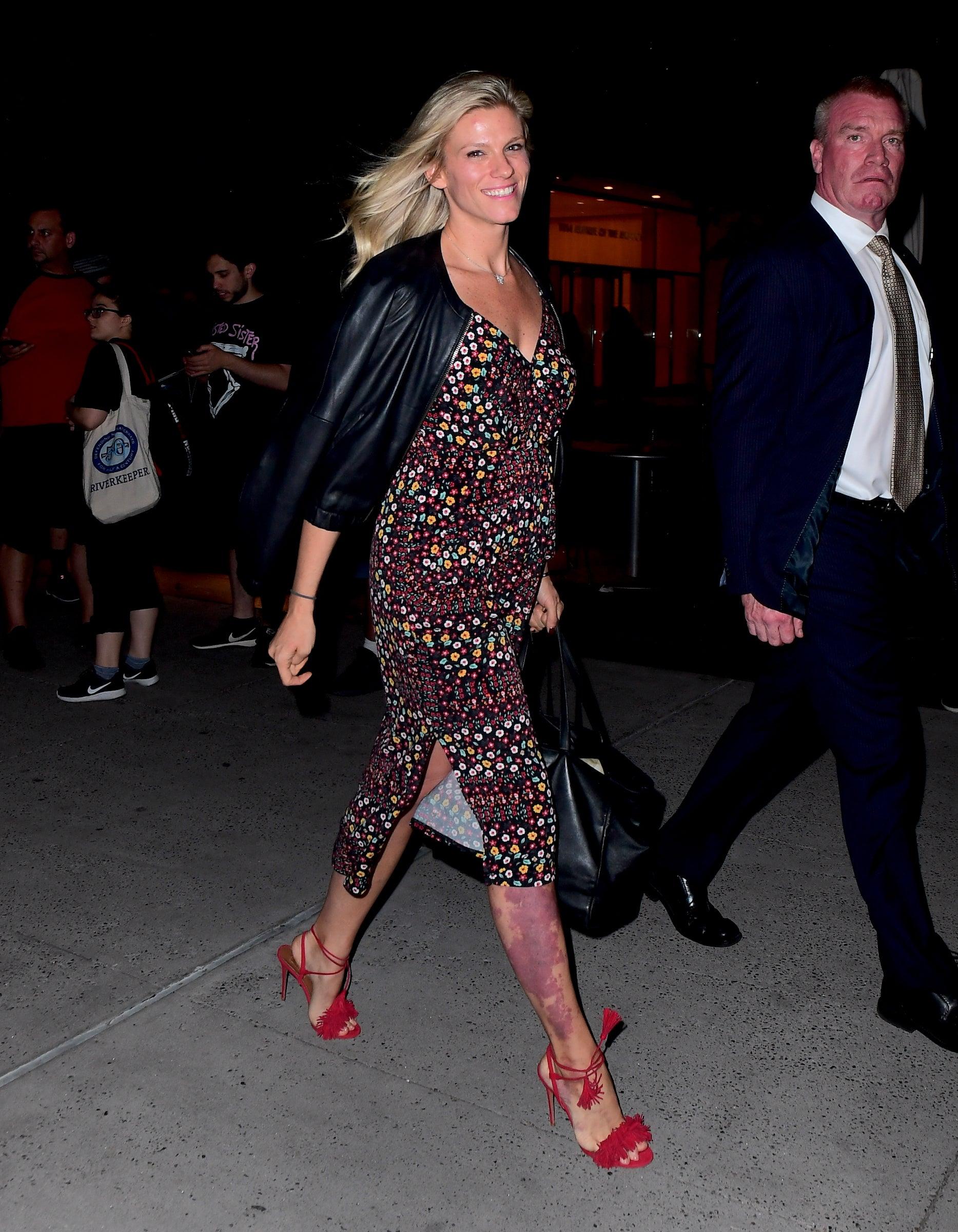 Lindsay Shookus attends SNL after perty 10/08/17