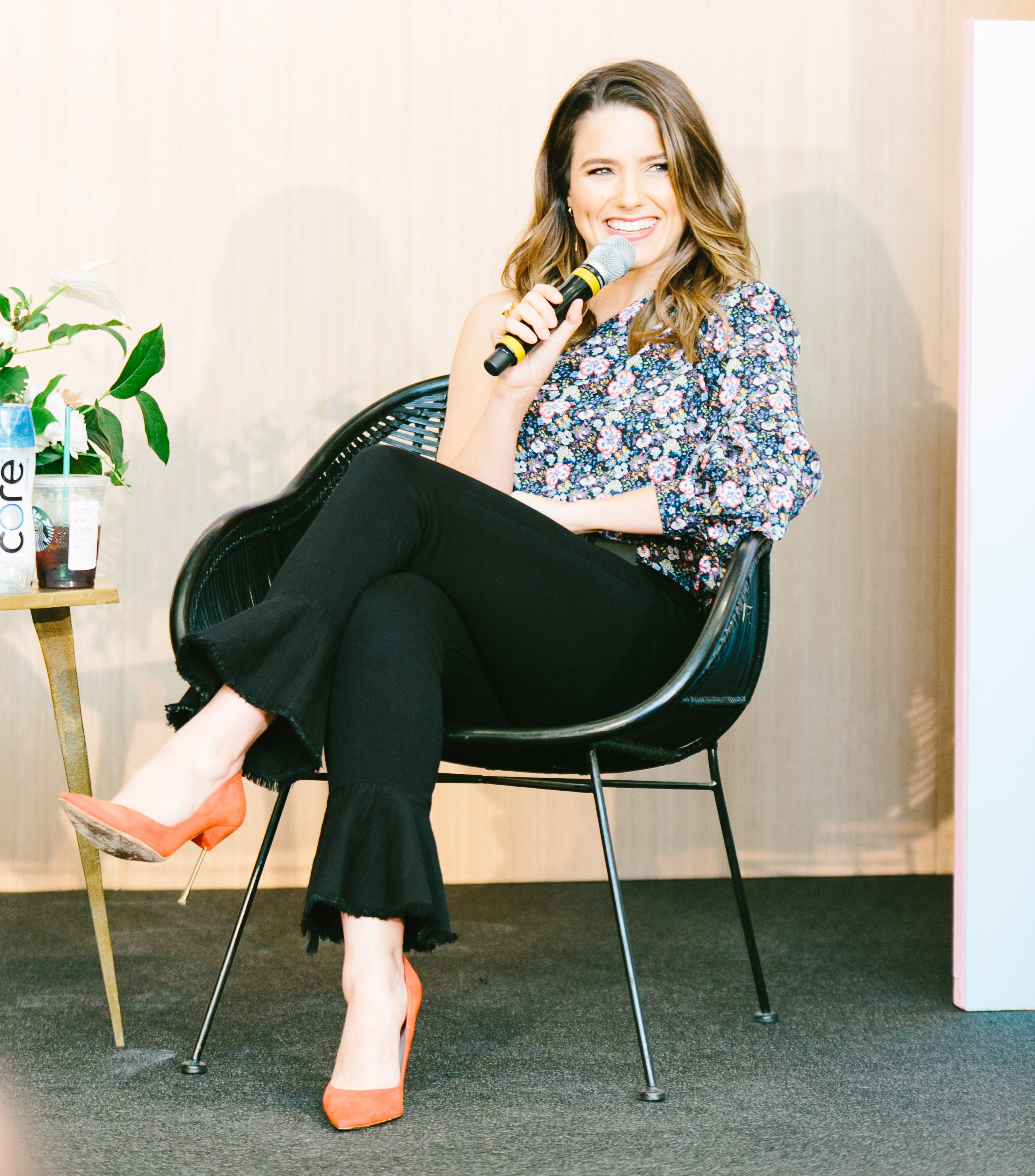 Sophia Bush at Create & Cultivate