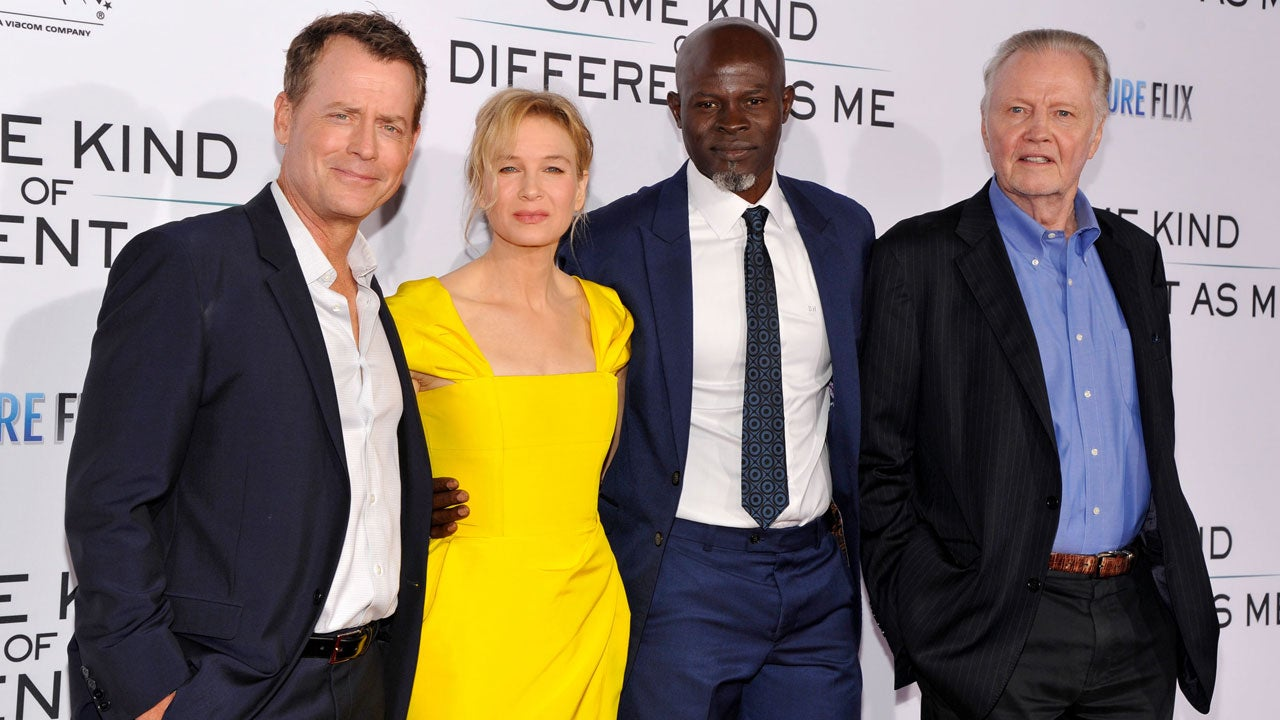 Same Kind of Different as Me stars at premiere