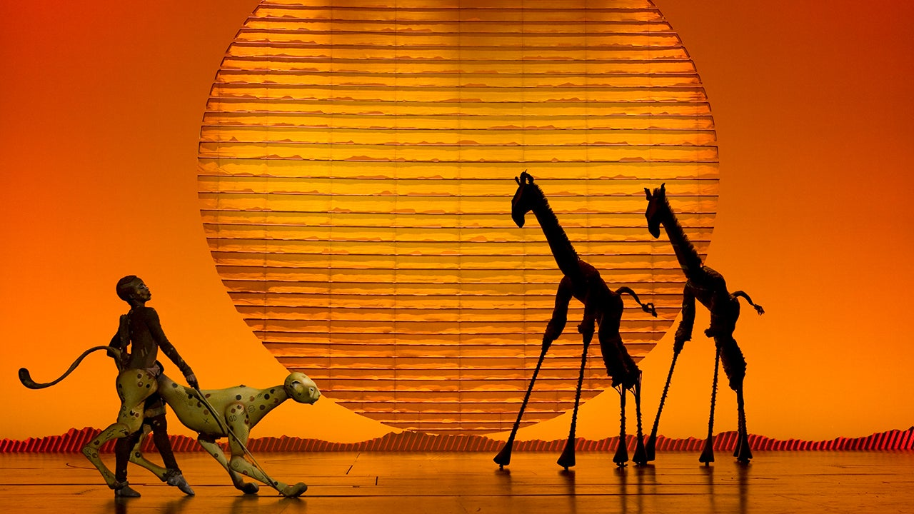 The Lion King Turns 20 How The Disney Musical Became One Of