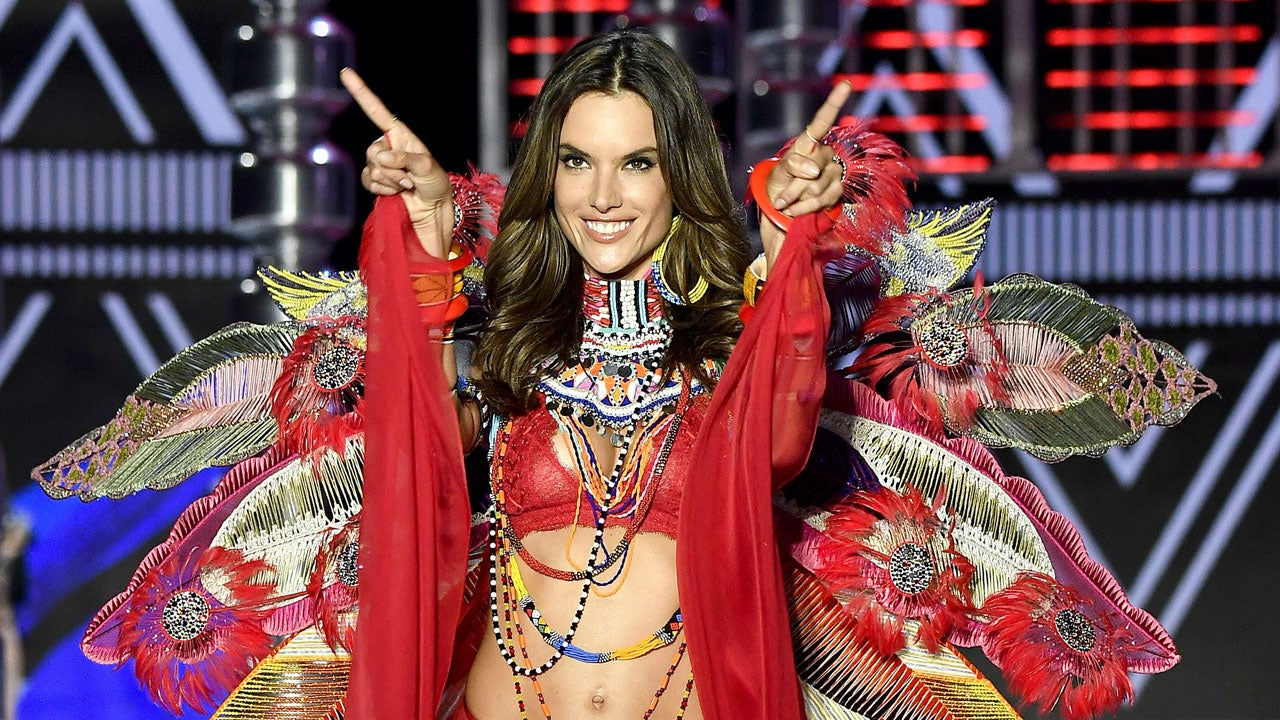 Alessandra Ambrosio Reveals The 2017 Victoria's Secret ...