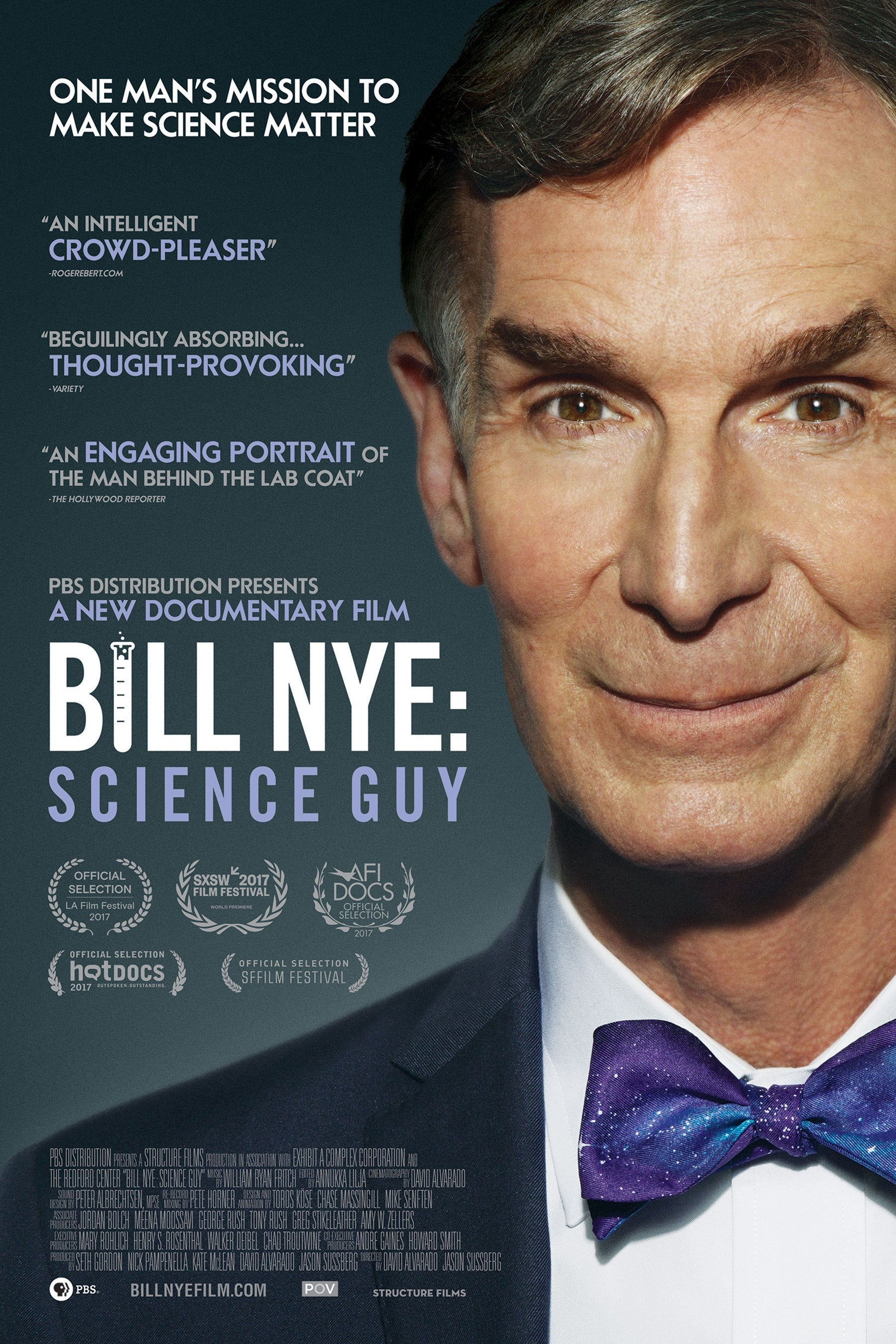 'Bill Nye: Science Guy' Poster