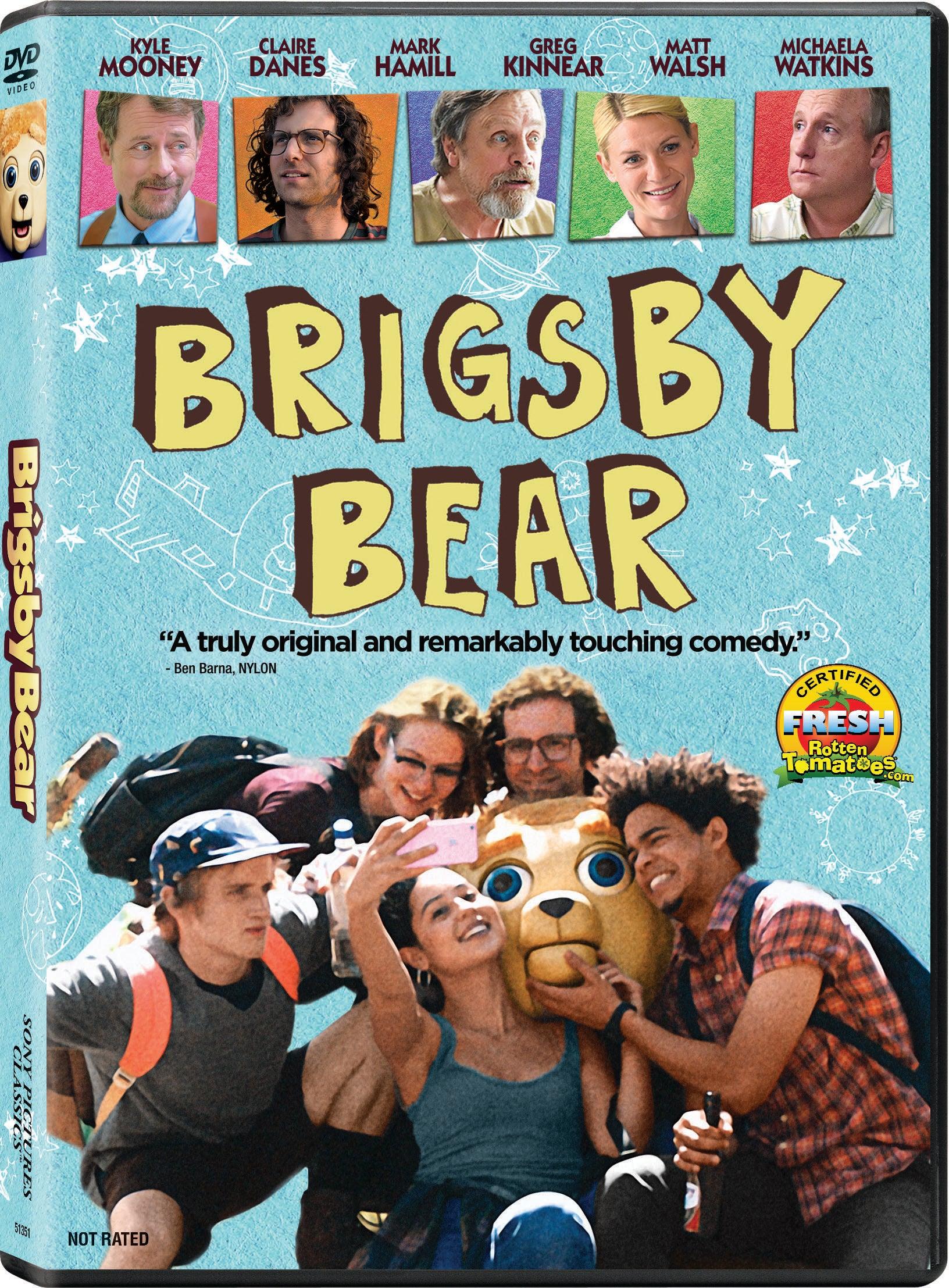Brigsby Bear DVD Keyart