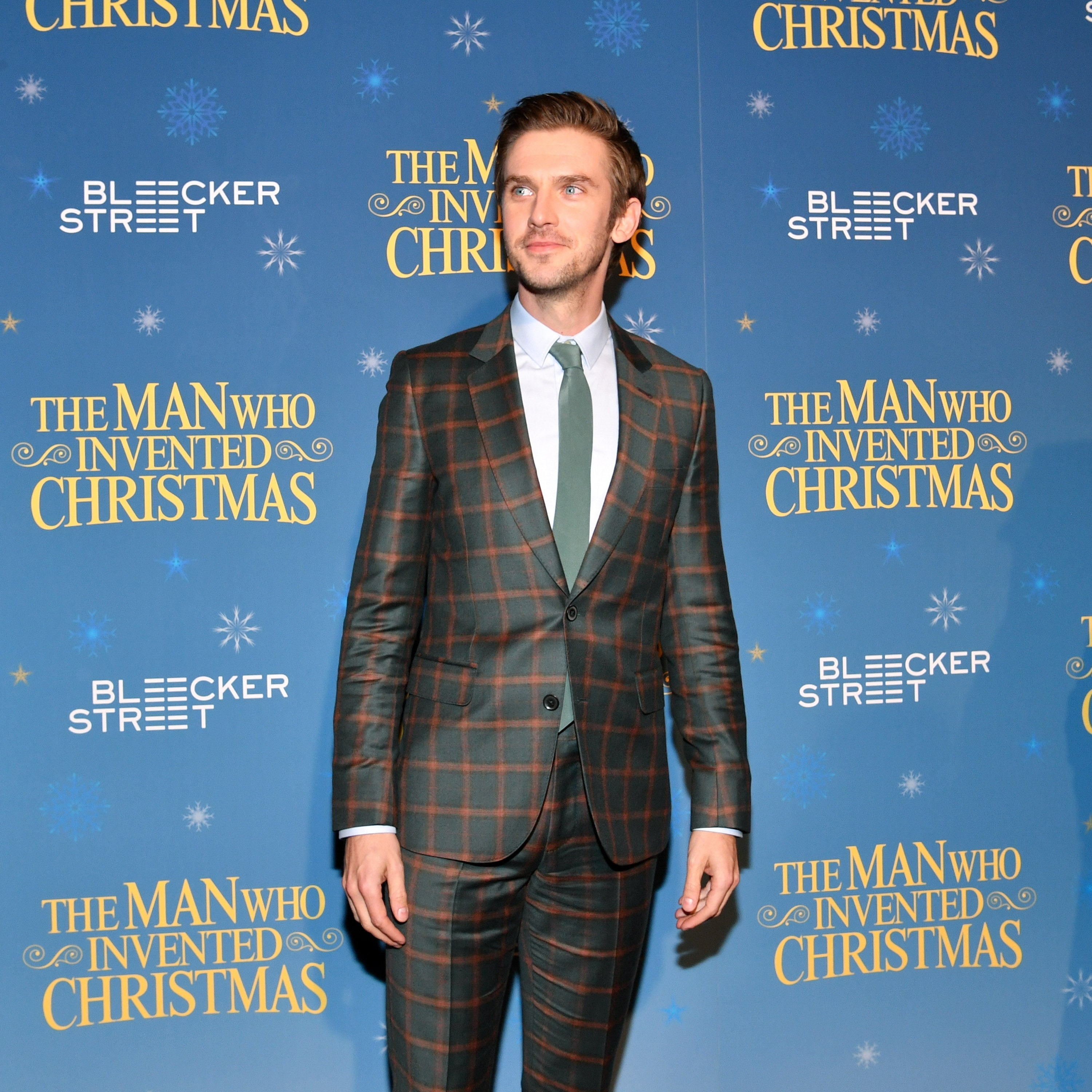 The Man Who Invented Christmas 2017.Dan Stevens On The Man Who Invented Christmas And Talk Of