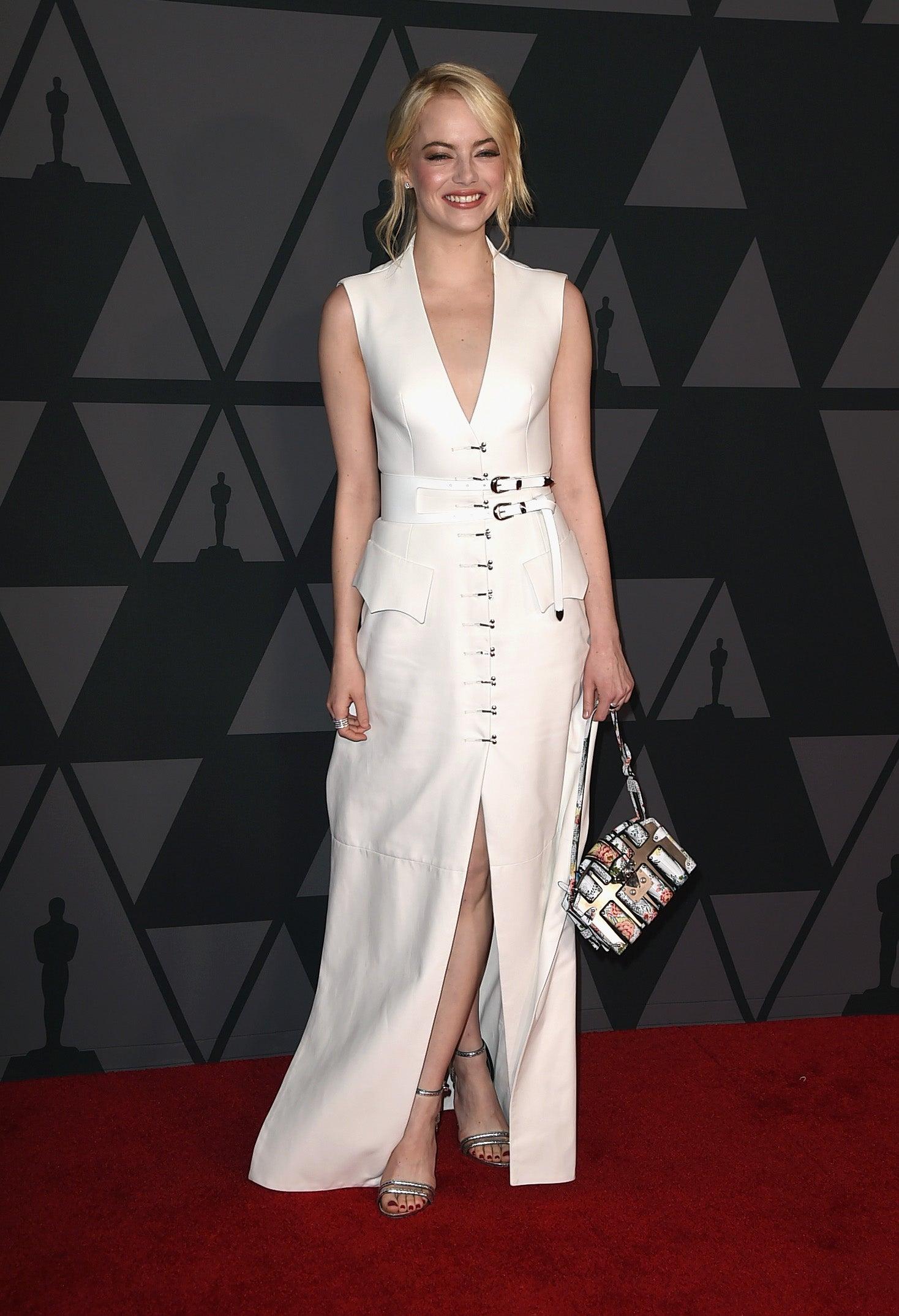 Emma Stone Governors Awards