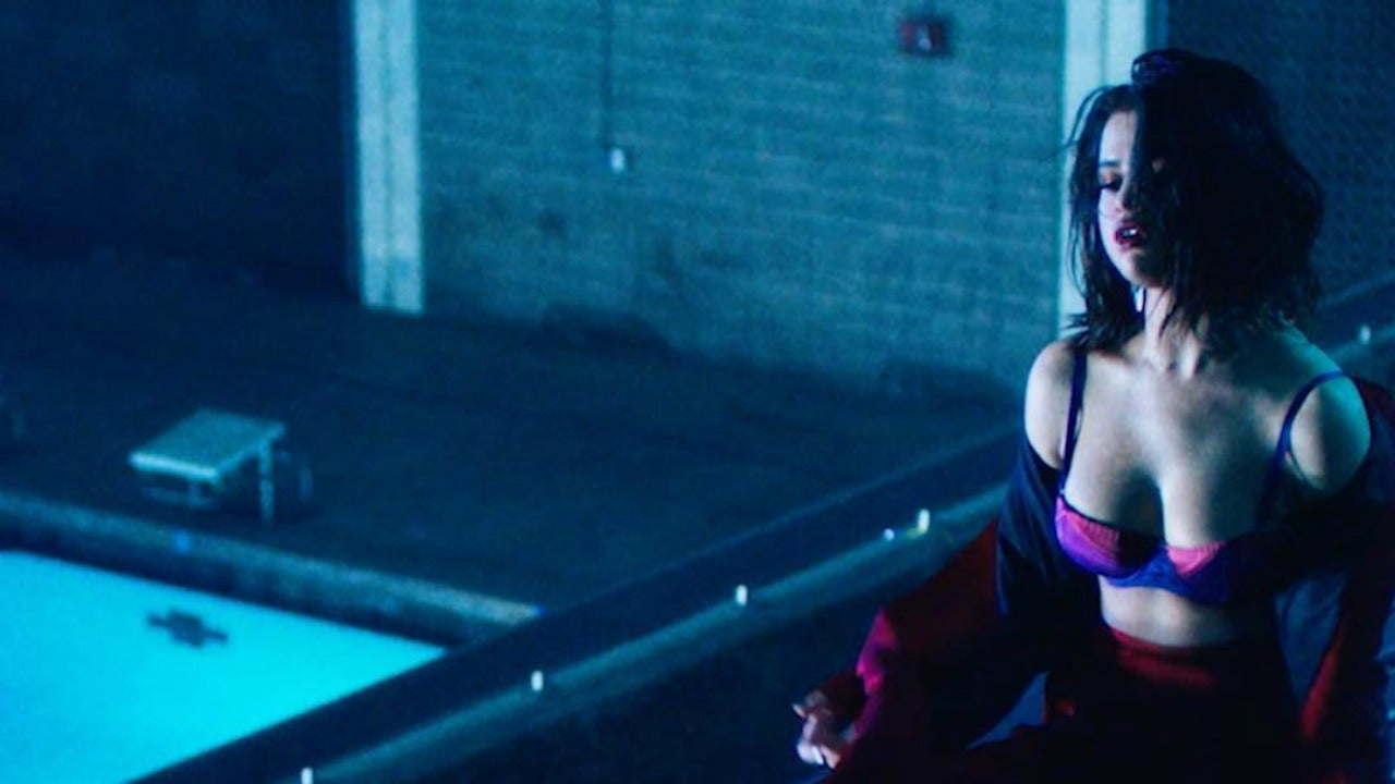 Selena Gomez's 'Wolves' Music Video Is a Dazzling, Cinematic Experience   Entertainment Tonight