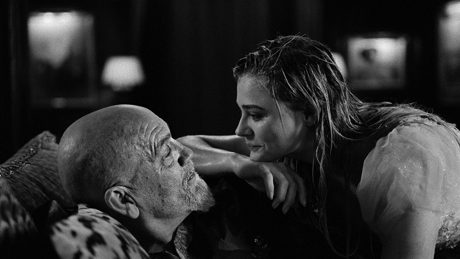 John Malkovich, Chloe Grace Moretz in I Love You, Daddy