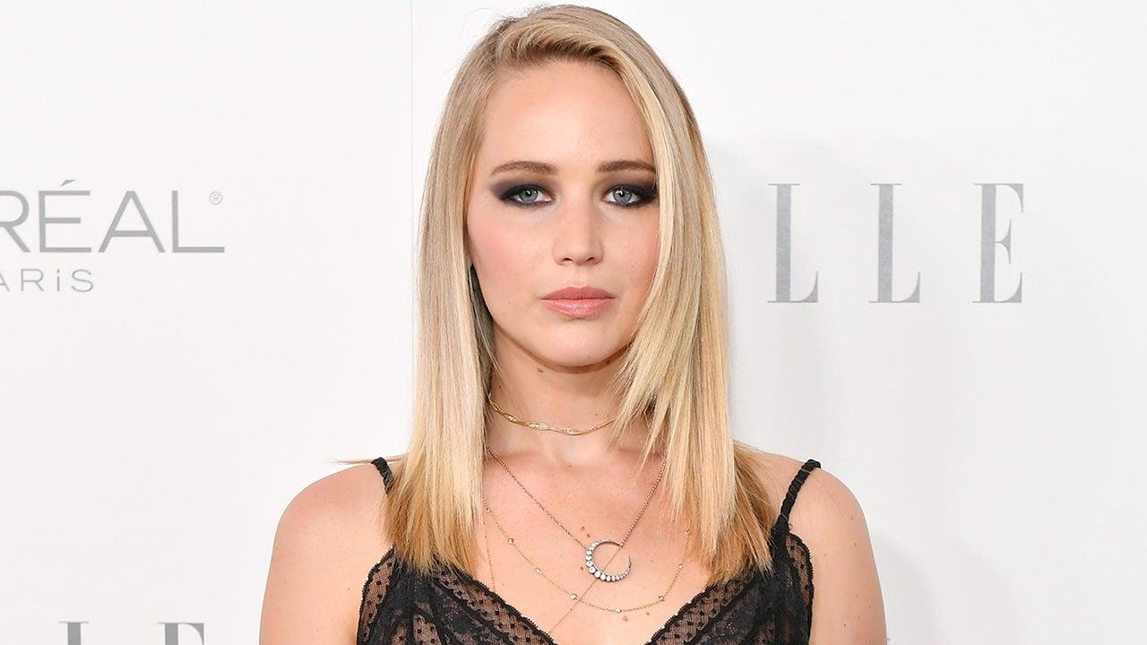 Jennifer Lawrence Make...