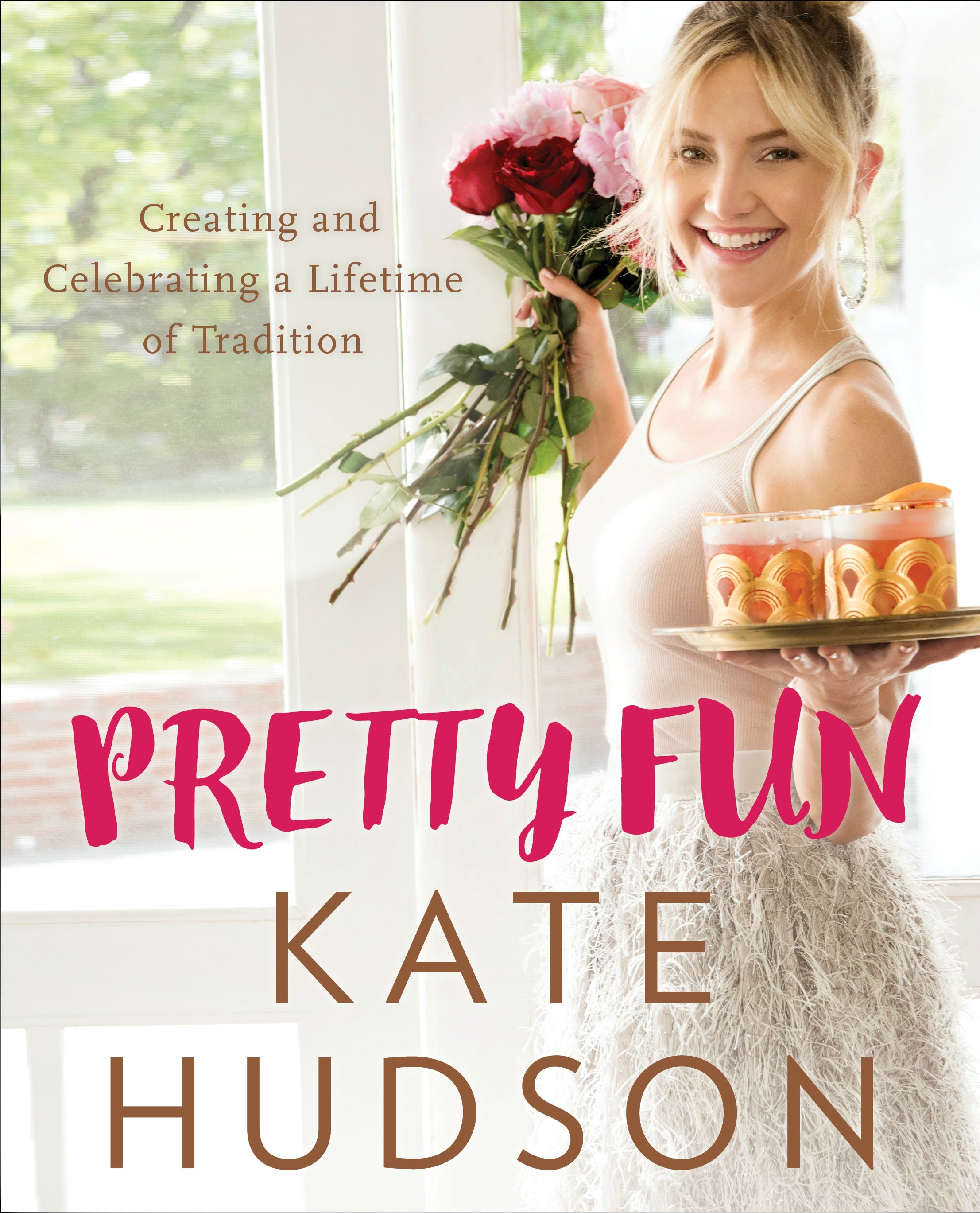 Pretty Book Cover Zone : Kate hudson reveals her family s one dinner rule and shares