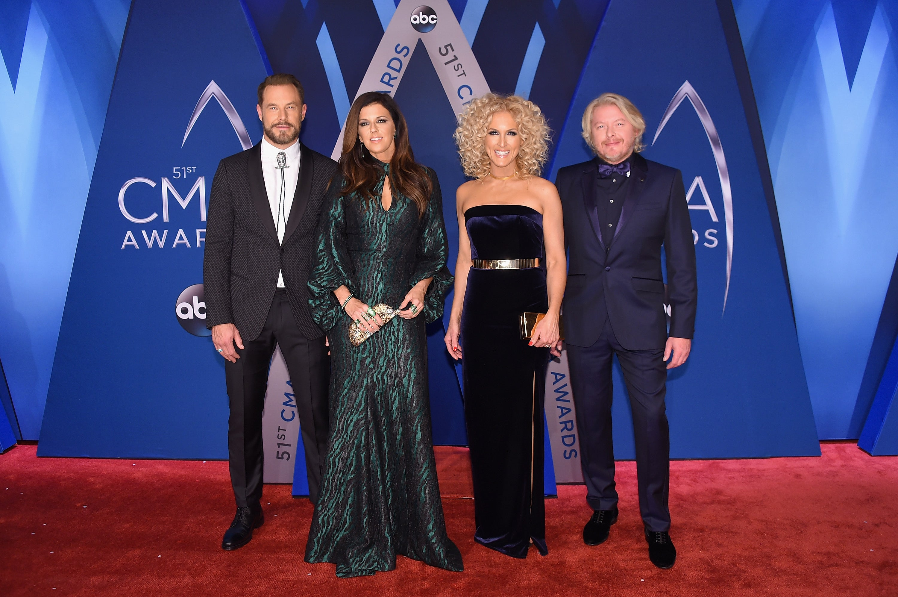 Little Big Town 2017 CMA Awards