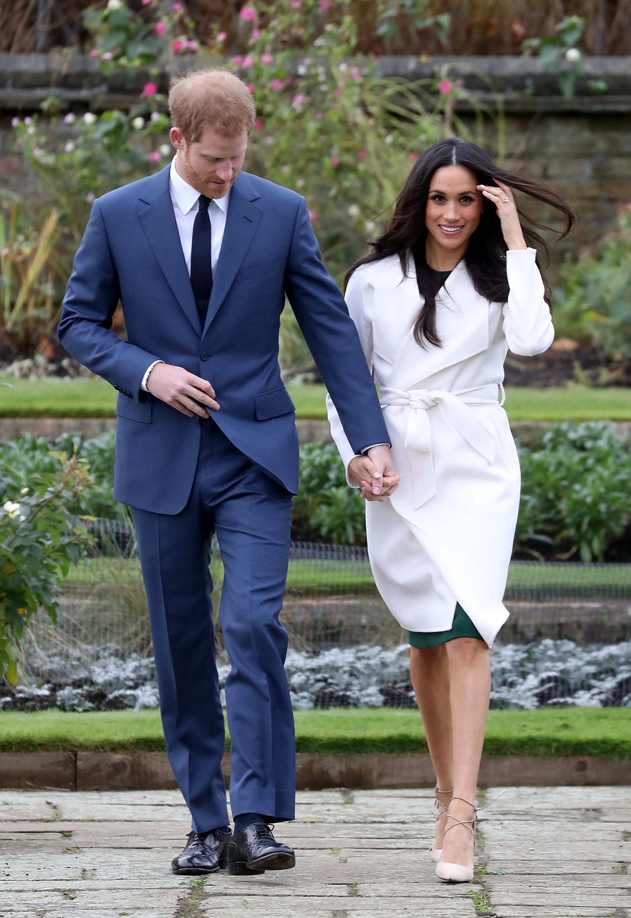 All The Details On Meghan Markle S Stunning Engagement