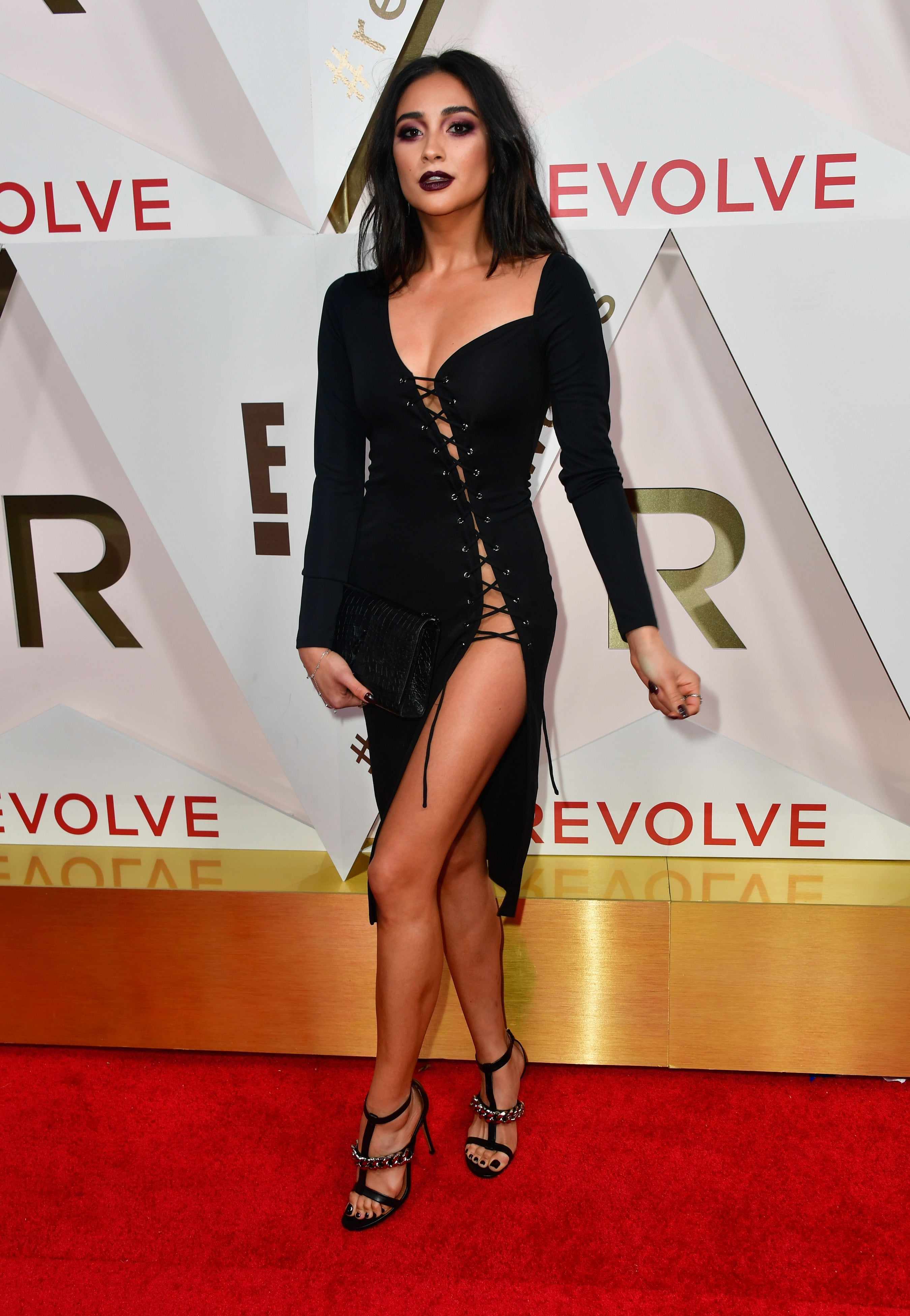 Shay Mitchell at #revolveawards