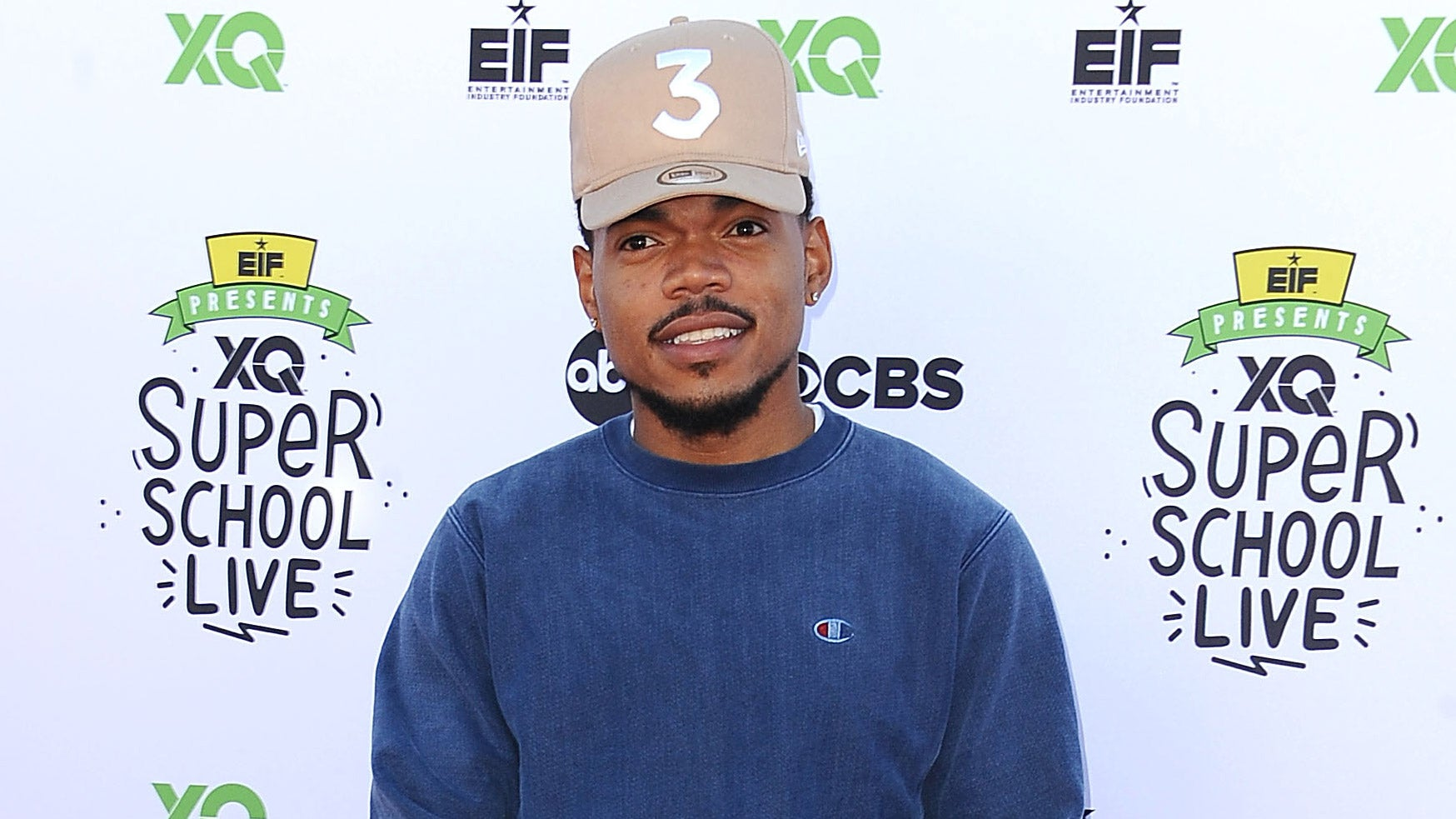 Chance The Rapper Gives His Daughter An Adorable Sesame Street Shout Out Watch Entertainment Tonight