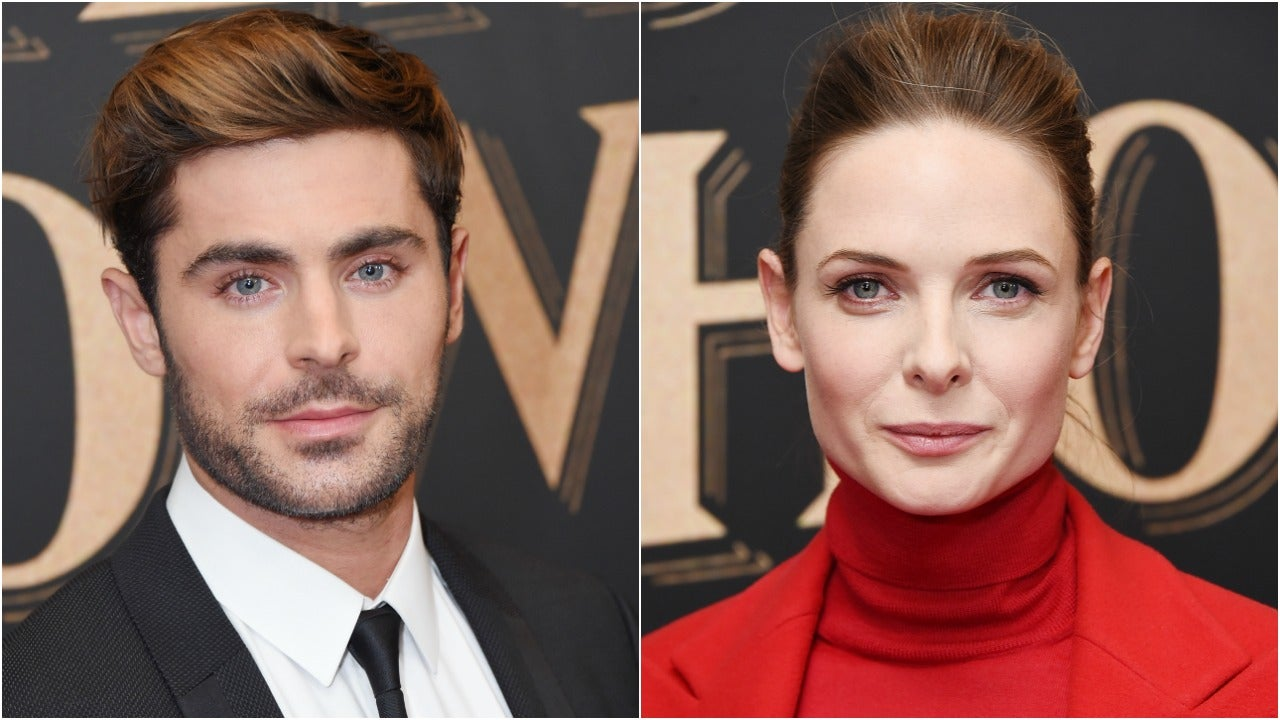 ferguson dating Is a romance brewing in real life zac efron and rebecca ferguson's the greatest showman characters may be just friends, but fans are now wondering if the costars are heating up off-screen too the speculation sparked after efron, 30, posted an instagram photo with ferguson, 34, earlier this month.
