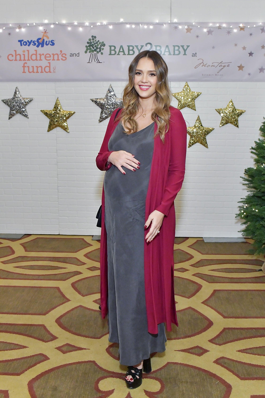 Jessica alba pregnant fashion 47