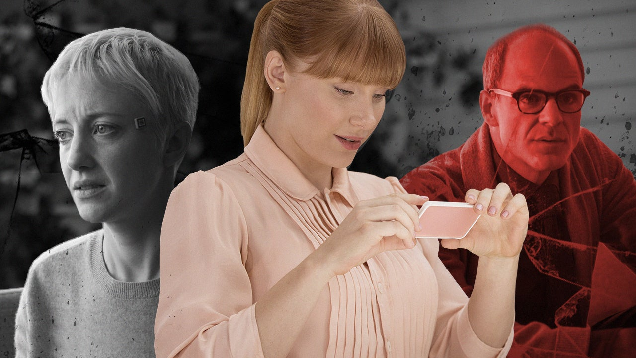 Every Black Mirror Episode Ranked From Worst To Best Entertainment Tonight