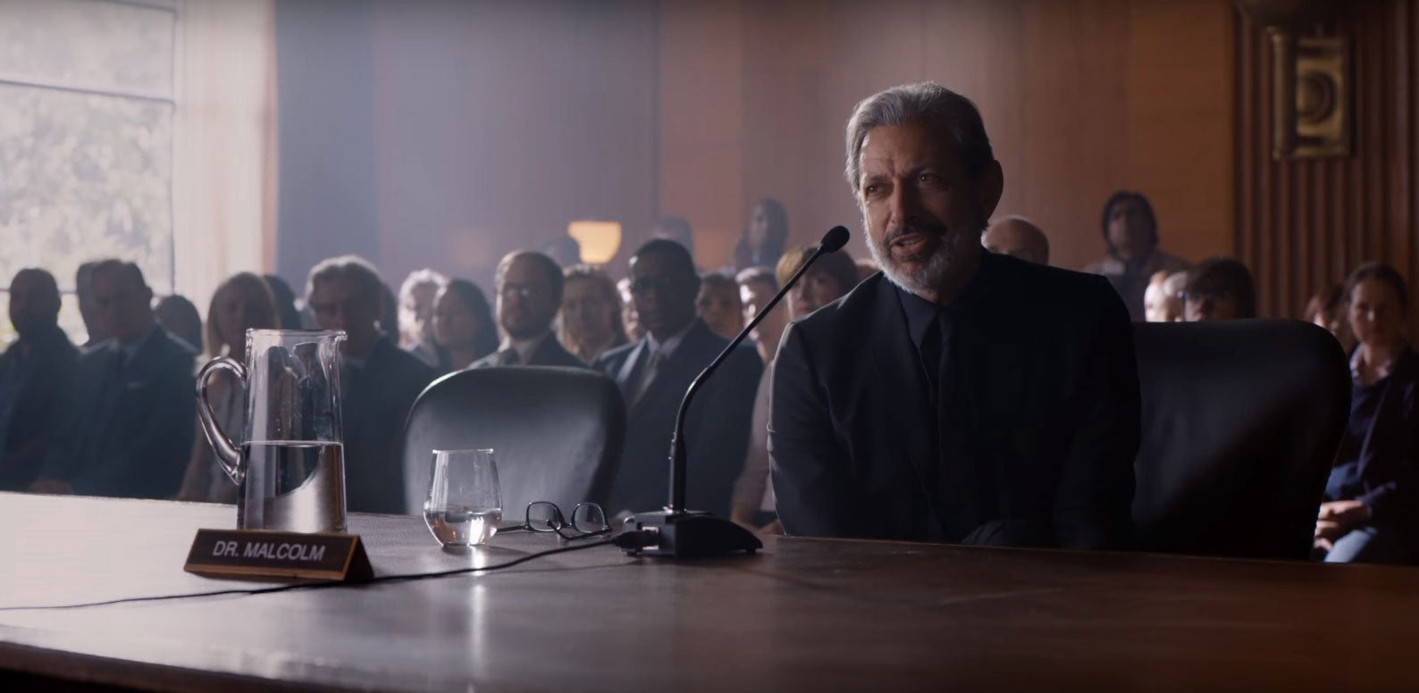 Jeff Goldblum Returns as Dr. Ian Malcolm in New \u0027Jurassic World ...