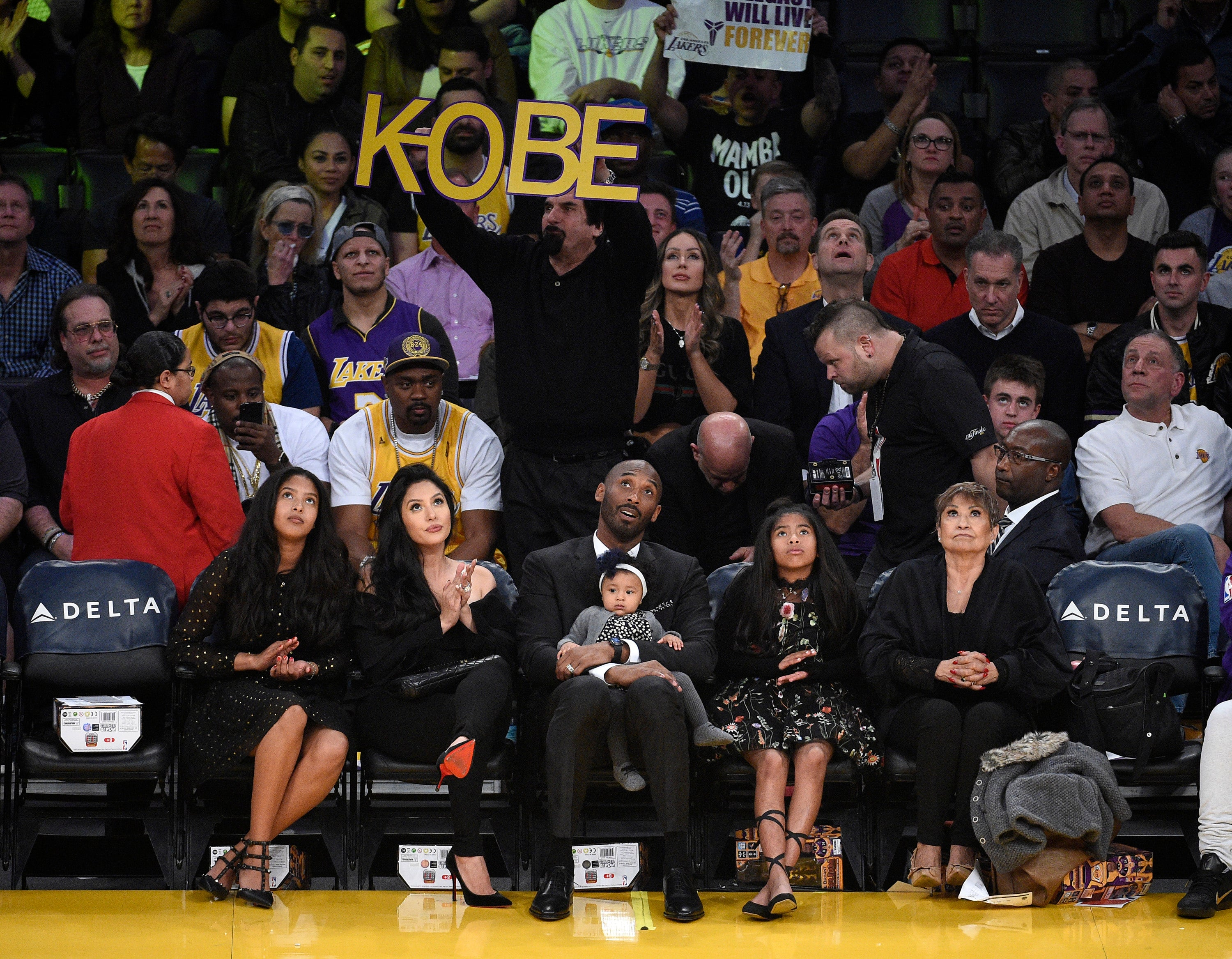 Image result for kobe bryant numbers retired