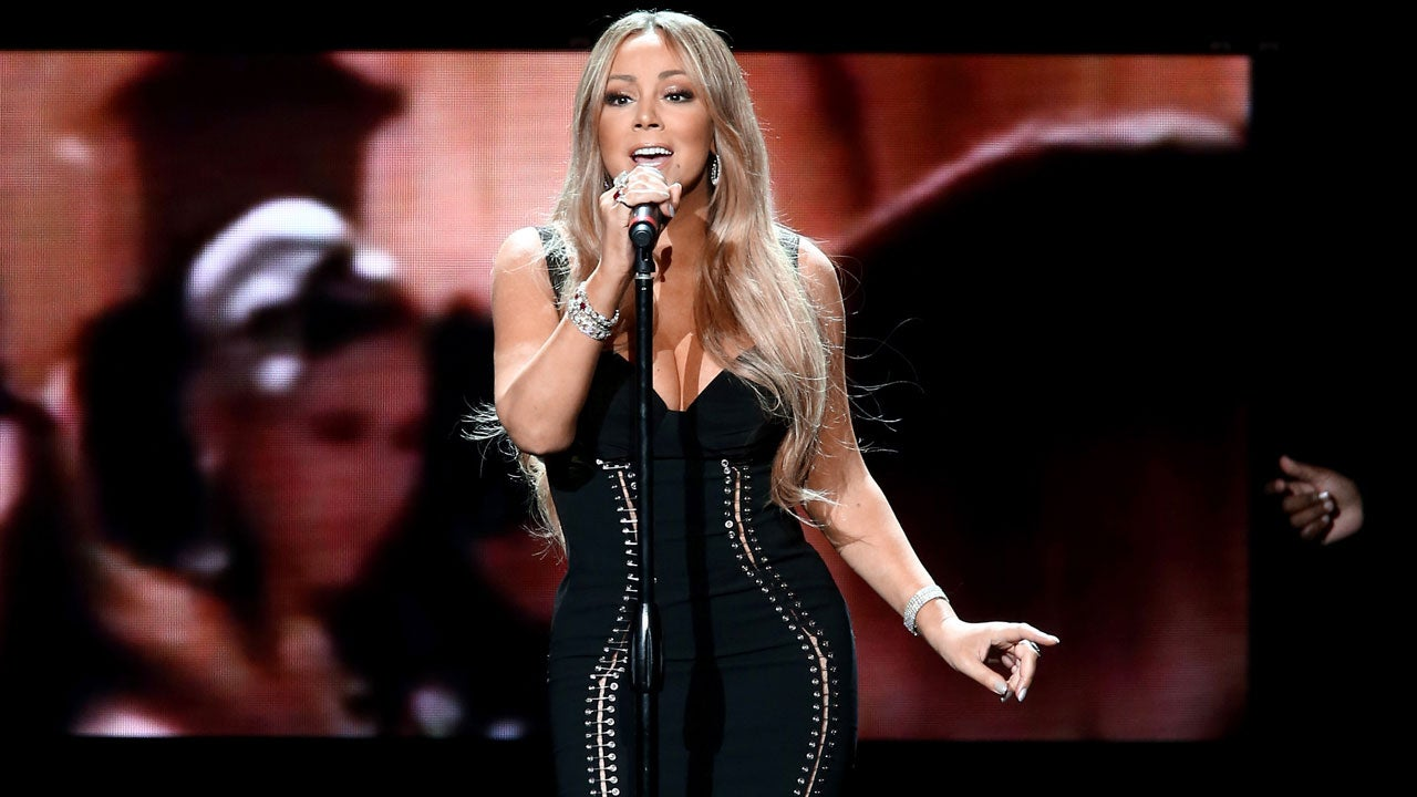 Mariah Carey's Stunning Transformation After Losing 25 Pounds