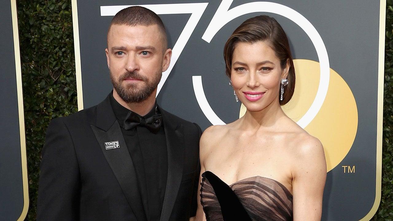 Jessica Biel Doesn't Trust Herself With Justin Timberlake ...