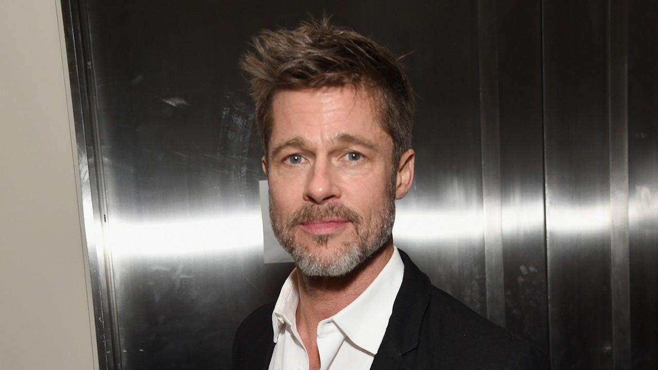 Brad Pitt Bid $120,000...