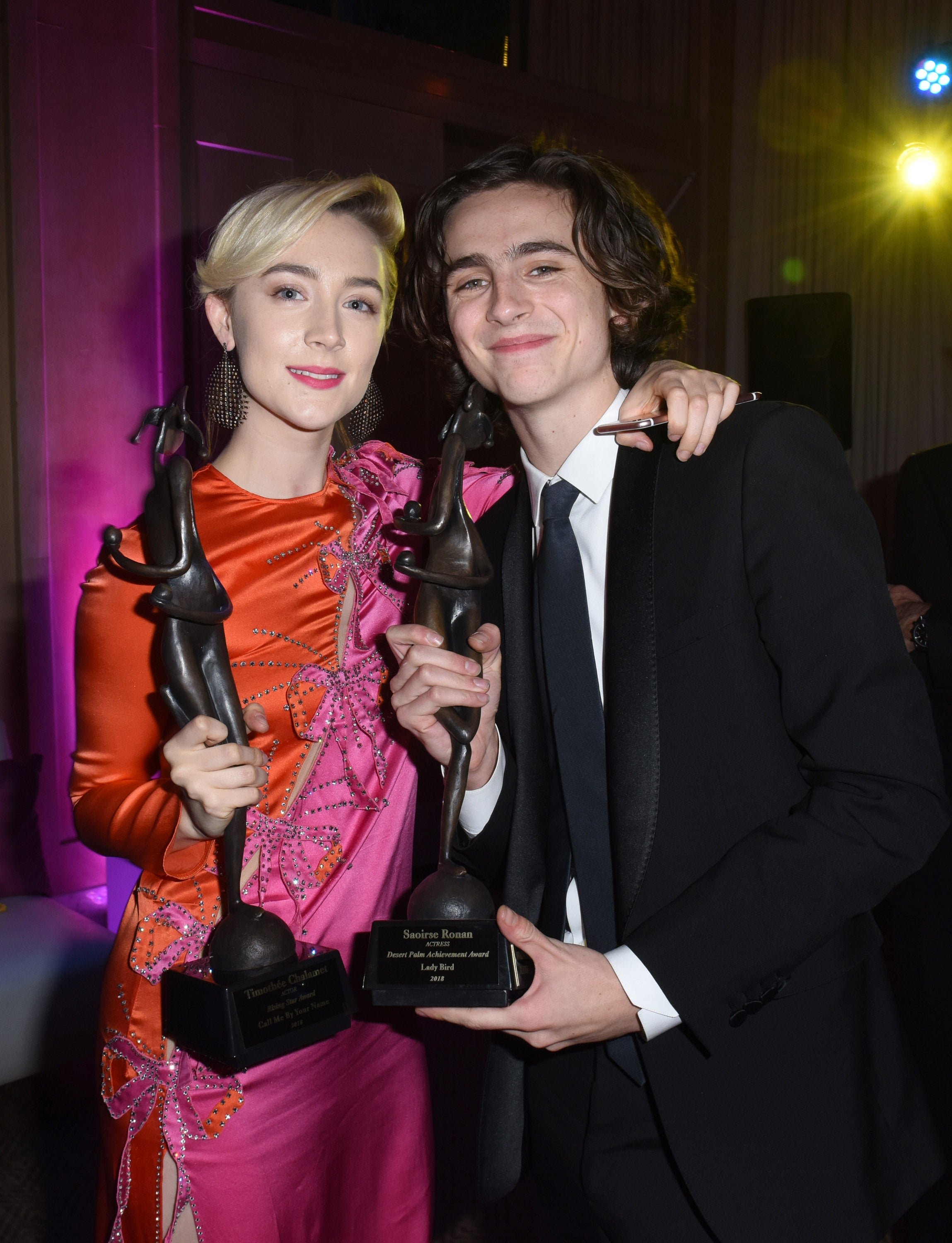Why You Need to Know Timothee Chalamet & Saoirse Ronan This