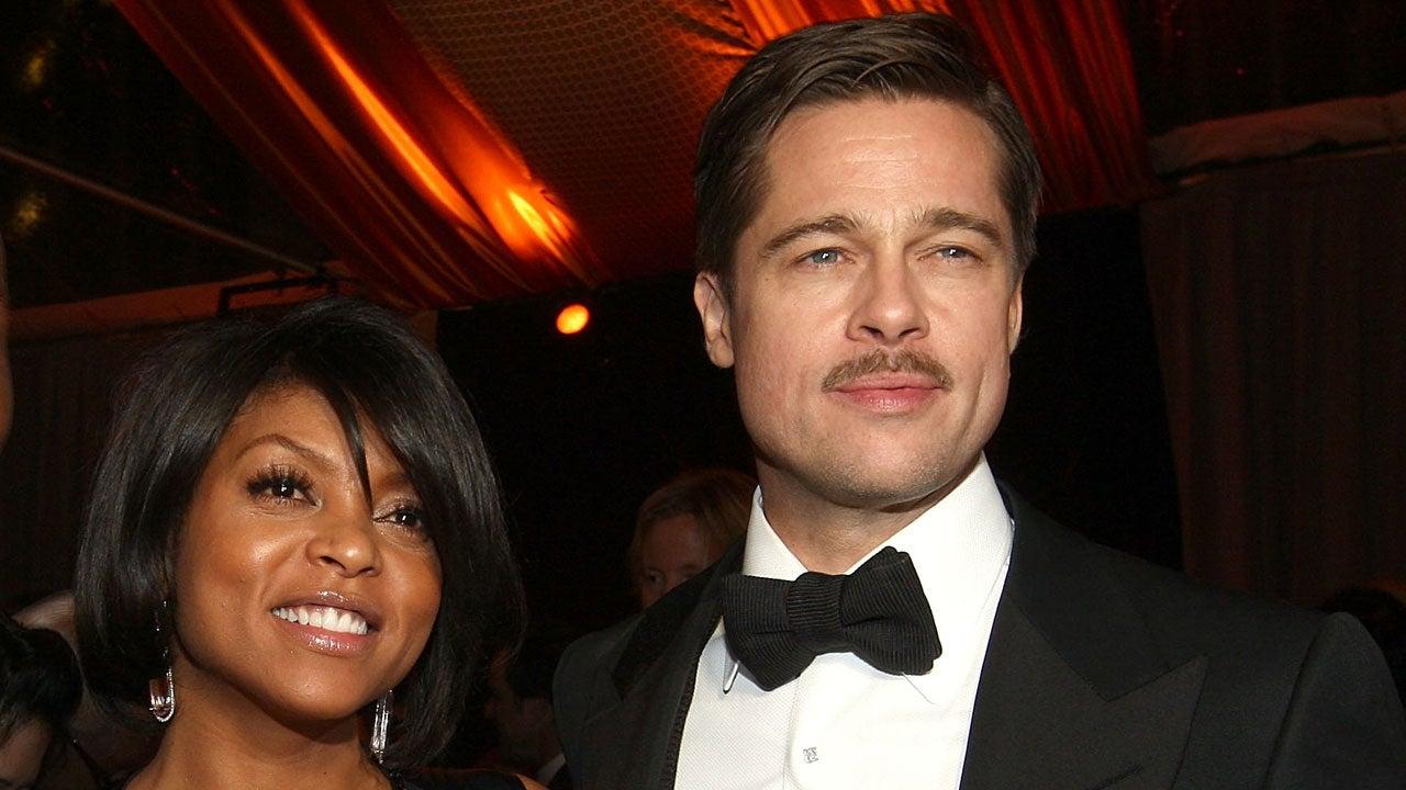 Taraji P. Henson Talks Working With Brad Pitt and What ...