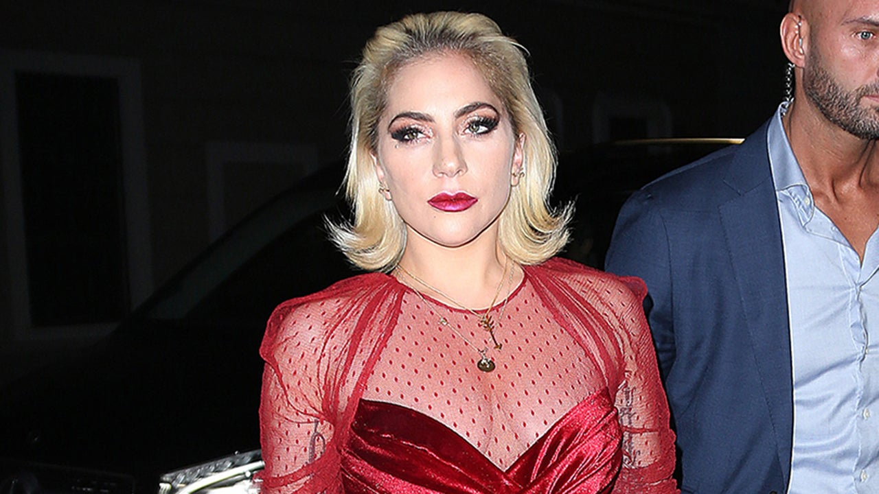 Lady Gaga Embraces Her Italian Glamour In Fashionable Trip