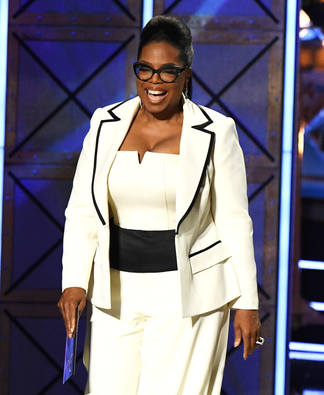 Why Oprah Winfrey Deserves The Cecil B Demille Award