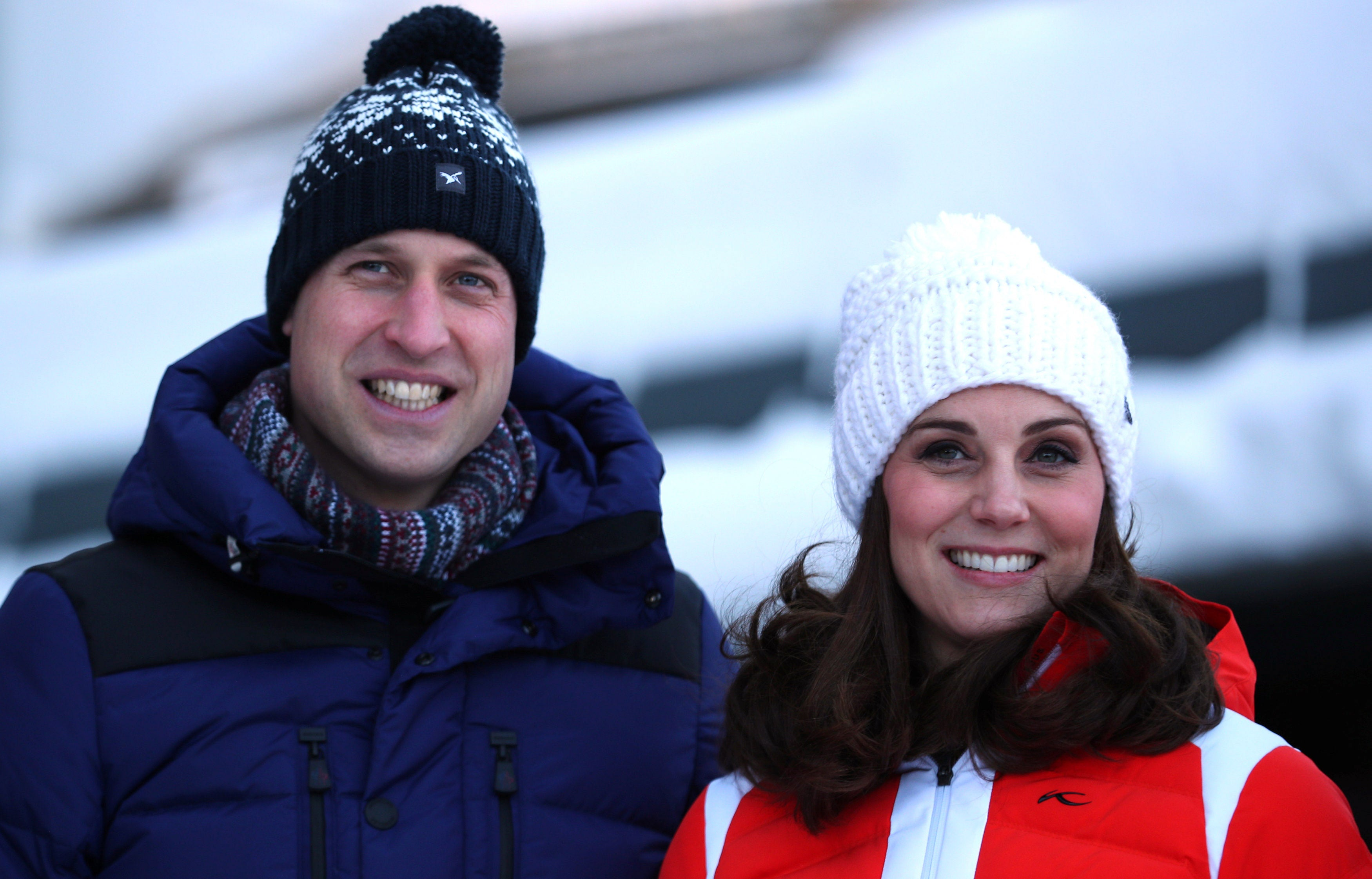 f7d8a4bc4e9 Kate Middleton and Prince William Adorably Wear Ski Gear on Final Day of  Royal Tour of Norway -- Pics
